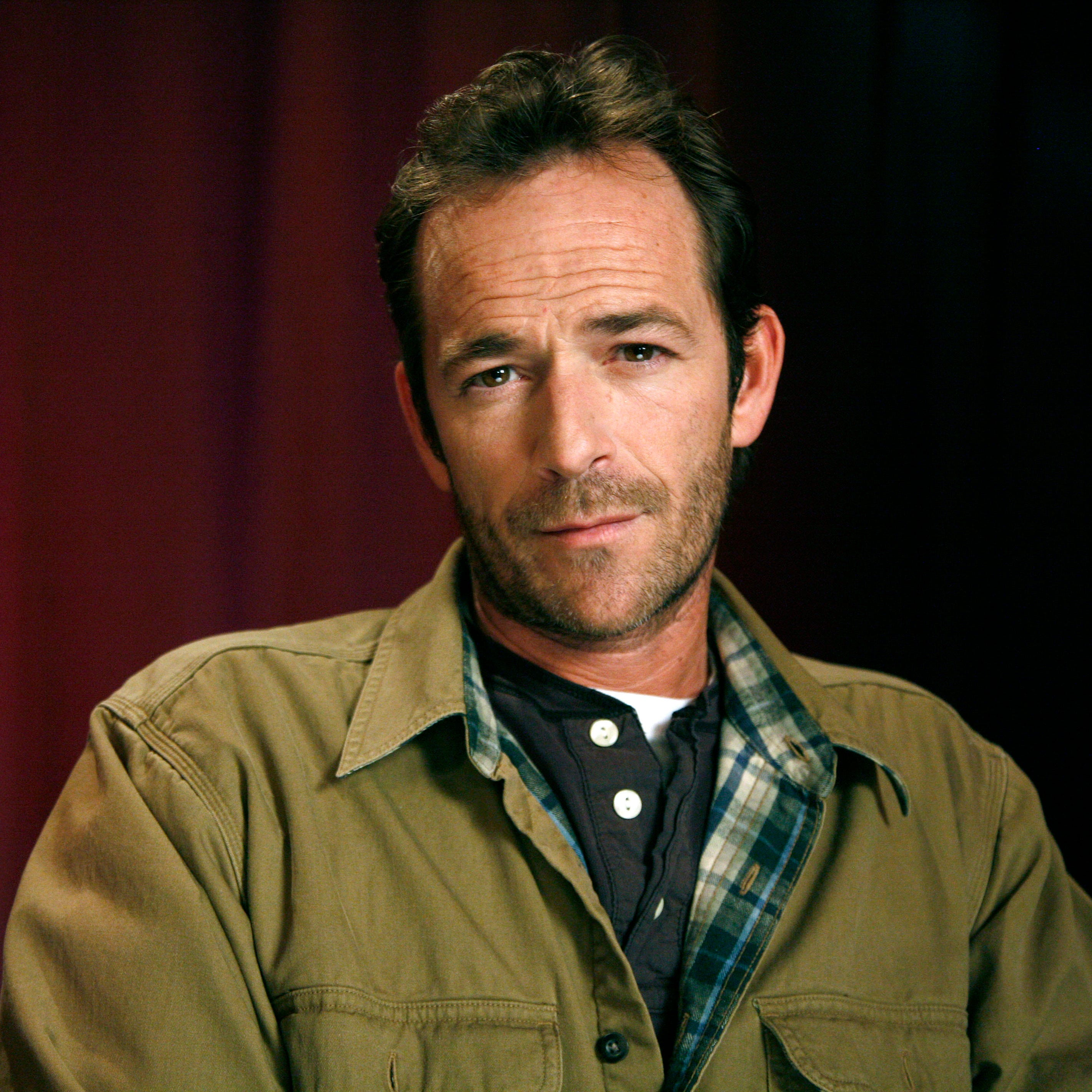 Luke Perry buried in Tennessee in eco-friendly mushroom suit, daughter says