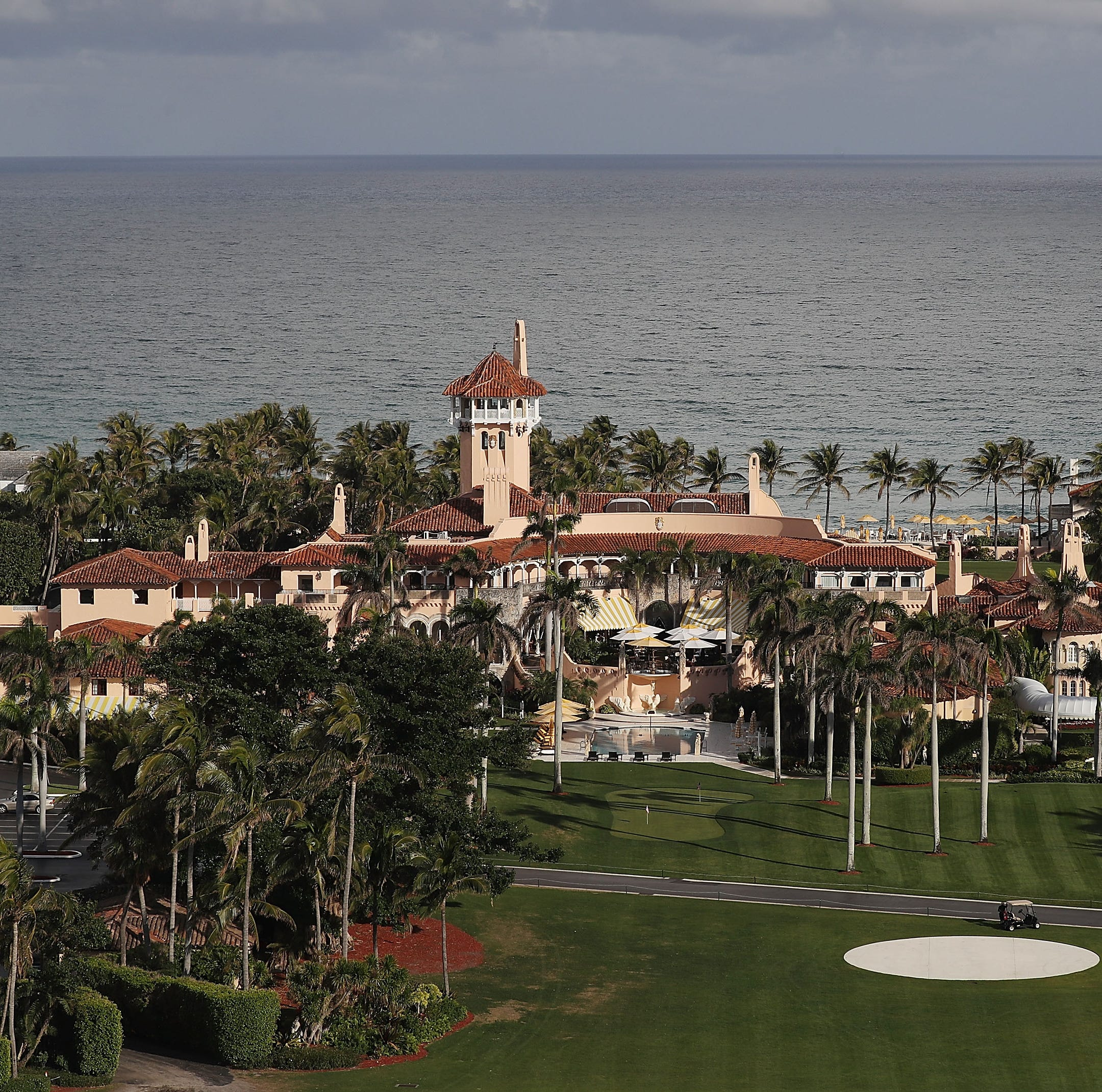 Chinese woman with 2 passports, malware arrested at Trump's Mar-a-Lago Club