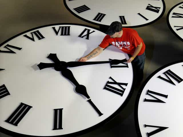 Daylight savings time is coming Sunday. Get ready to spring forward.