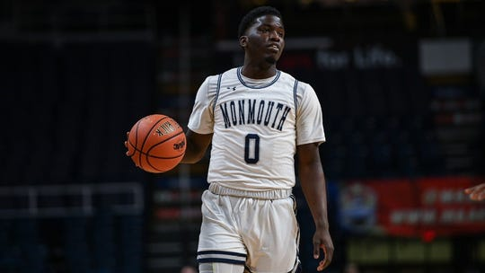 Monmouth's Ray Salnave scored 19 points and grabbed six rebounds in a 98-92 win over Quinnipiac in the MAAC Tournament quarterfinals in Albany, N.Y.