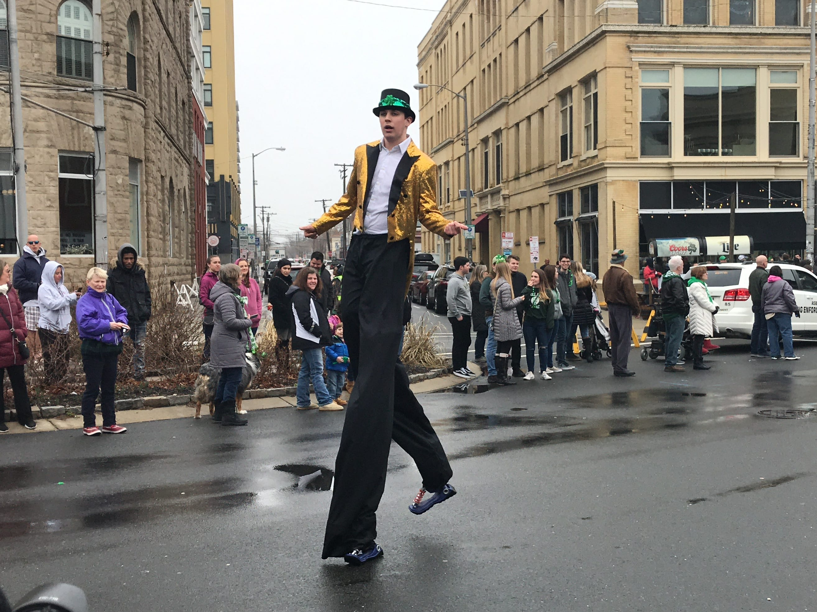 Asbury Park held its annual St. Patrick's Day Parade on March 10, 2019.