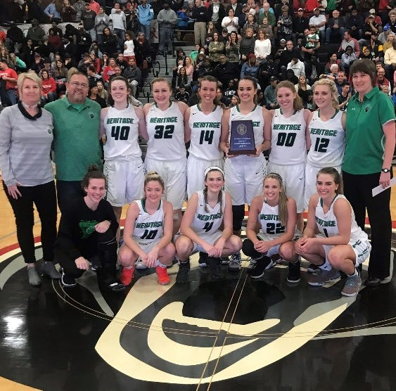 Mountain Heritage advances to state championship game