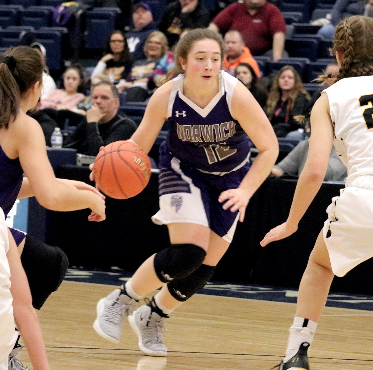 Girls Basketball: Norwich eliminated in state quarterfinal