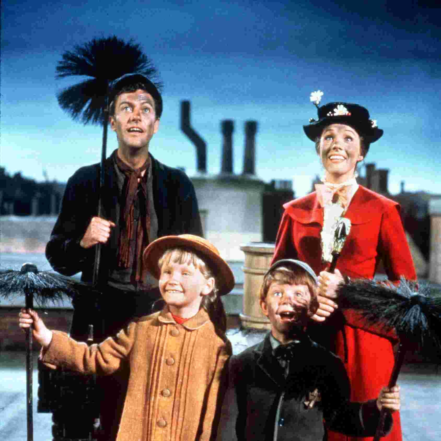 'Poppins' on the big screen: Practically perfect