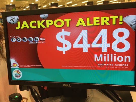 Powerball interest on the rise