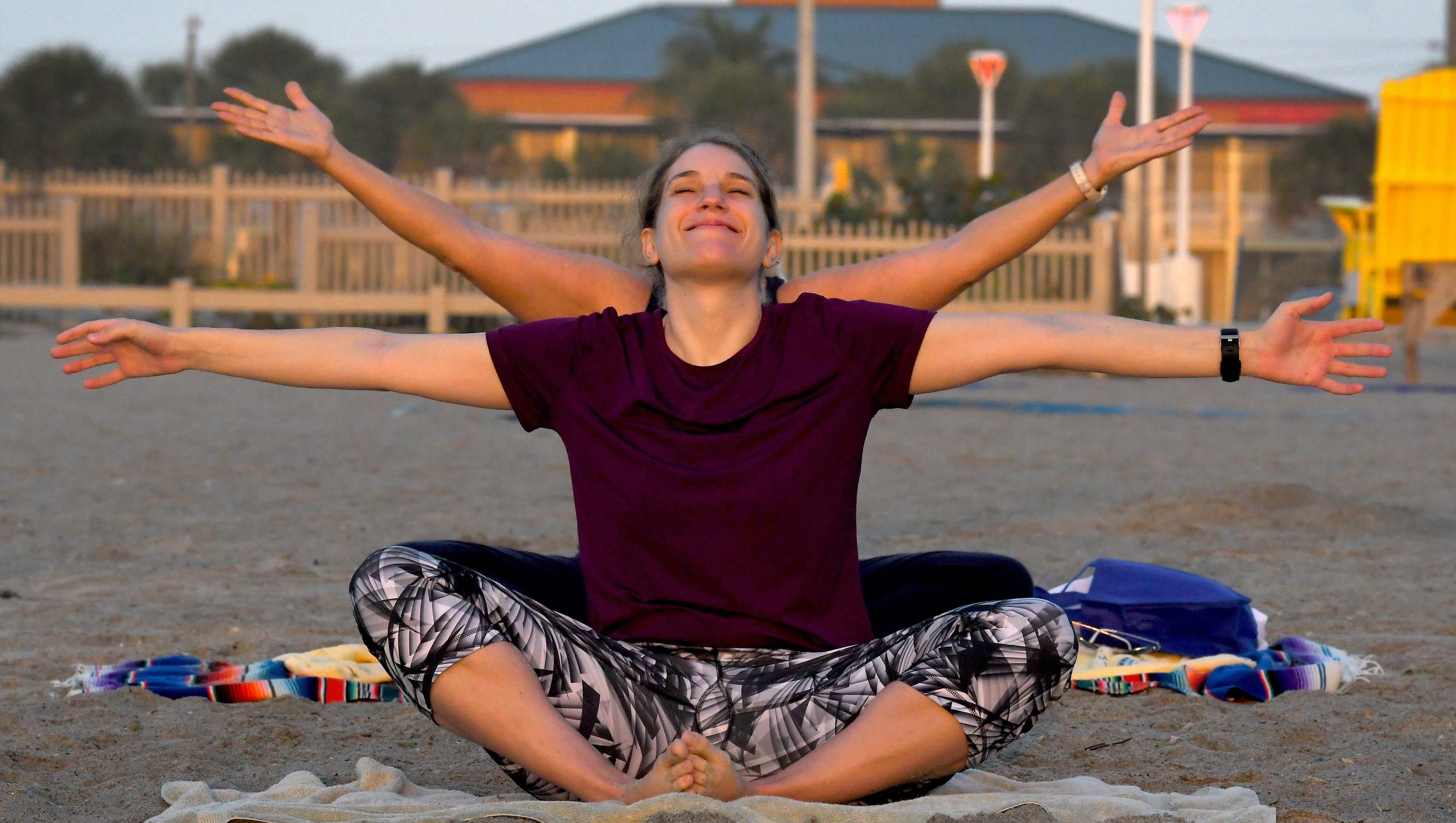 New Jersey Beach Yoga Classes For The 2020 Season