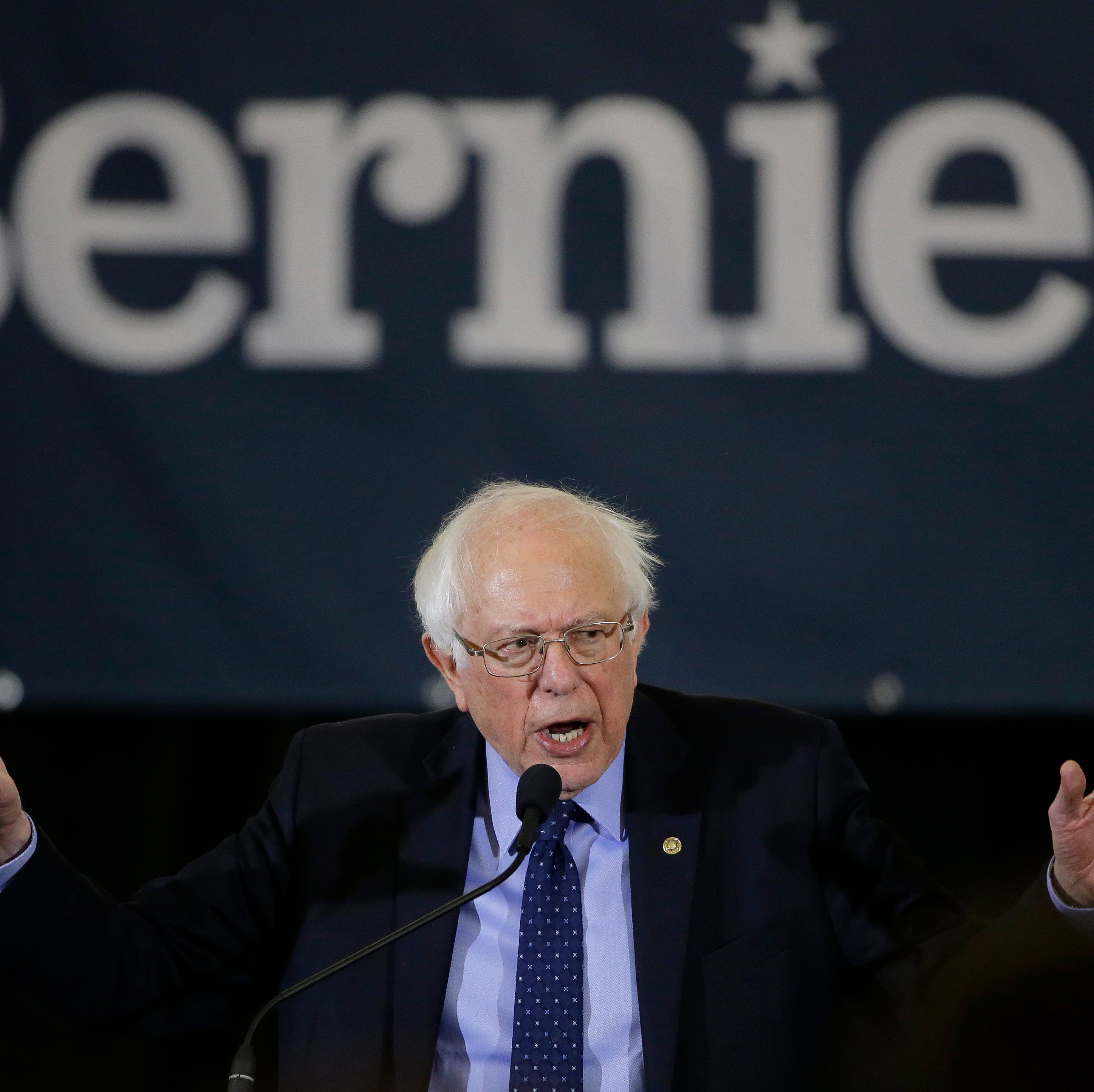 VT Insights: In New Hampshire, Bernie Sanders sets up Trump as opposite of democracy