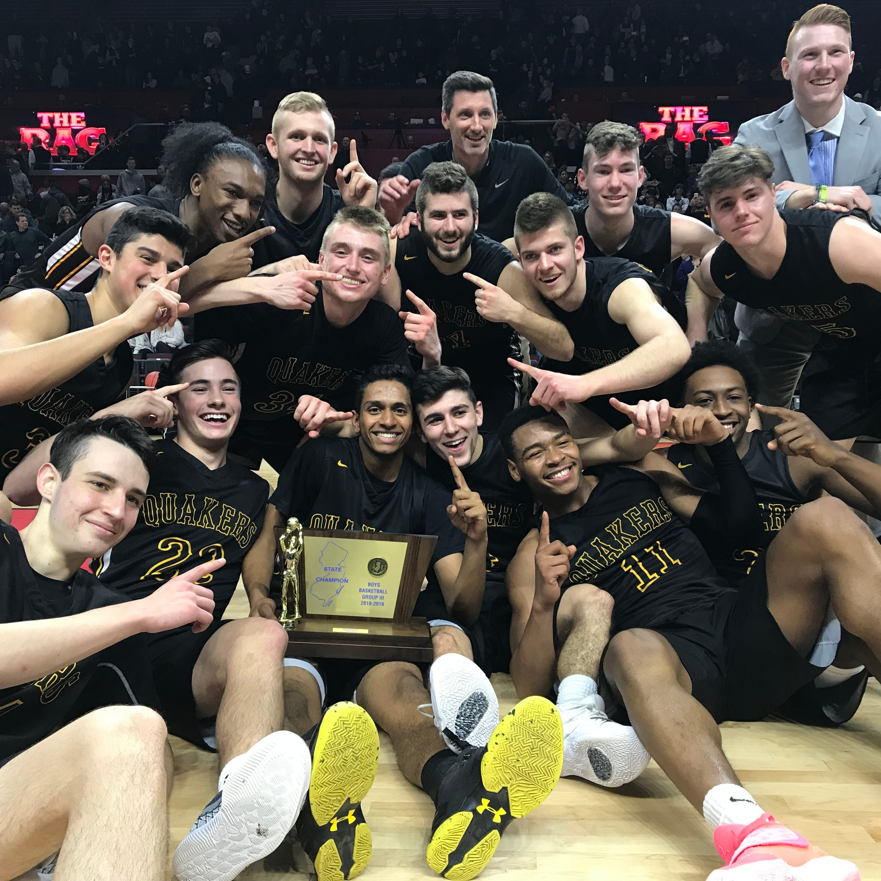 Basketball: Moorestown captures first state championship in sixty years