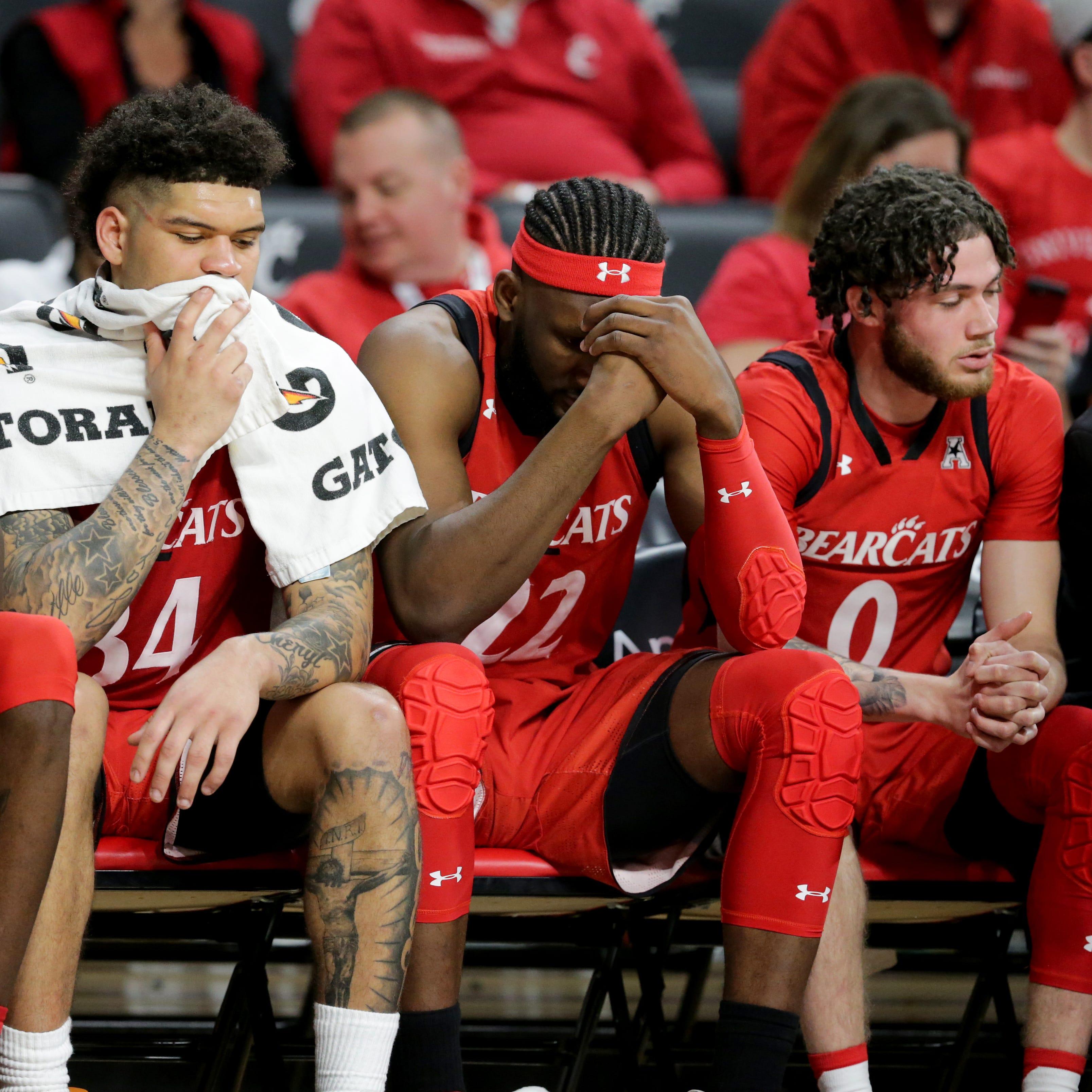 Cincinnati Bearcats slapped on Senior Day by Houston 85-69