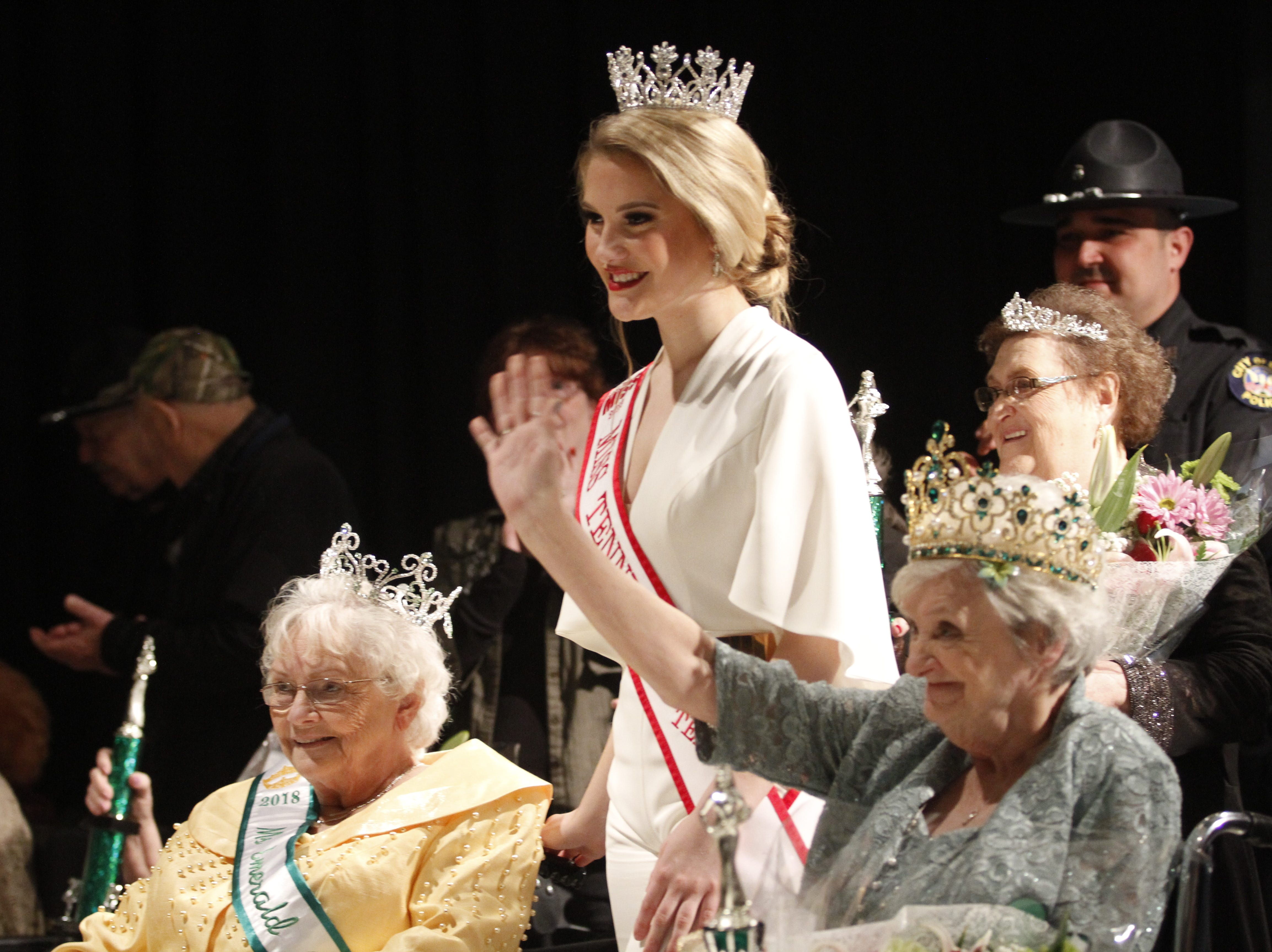 The final night of Houston County pageants for 2019, featured contestants in the Emerald Queen, Ms. and Miss Houston County competitions.