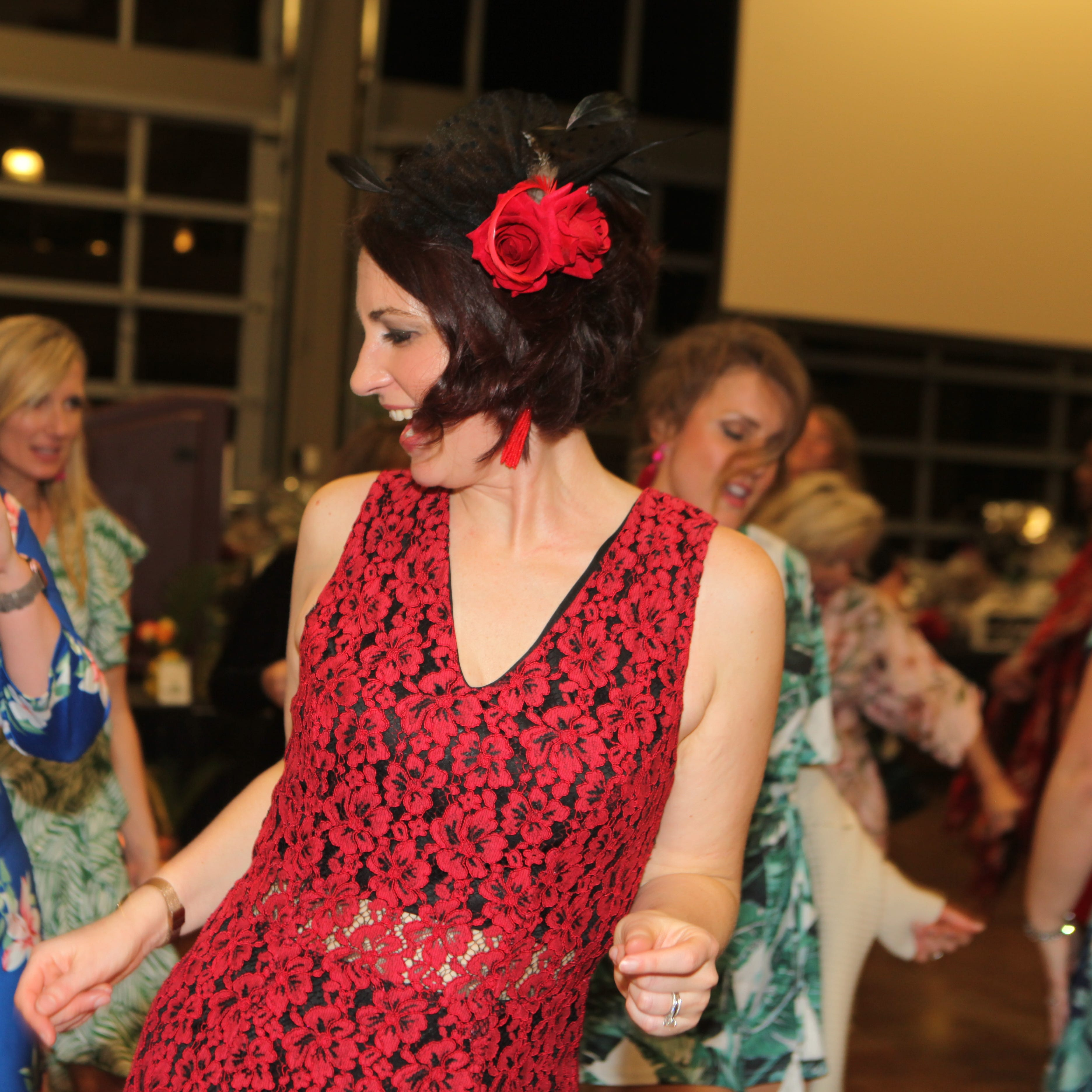 Fort Campbell spouses celebrate Havana at VICE Night