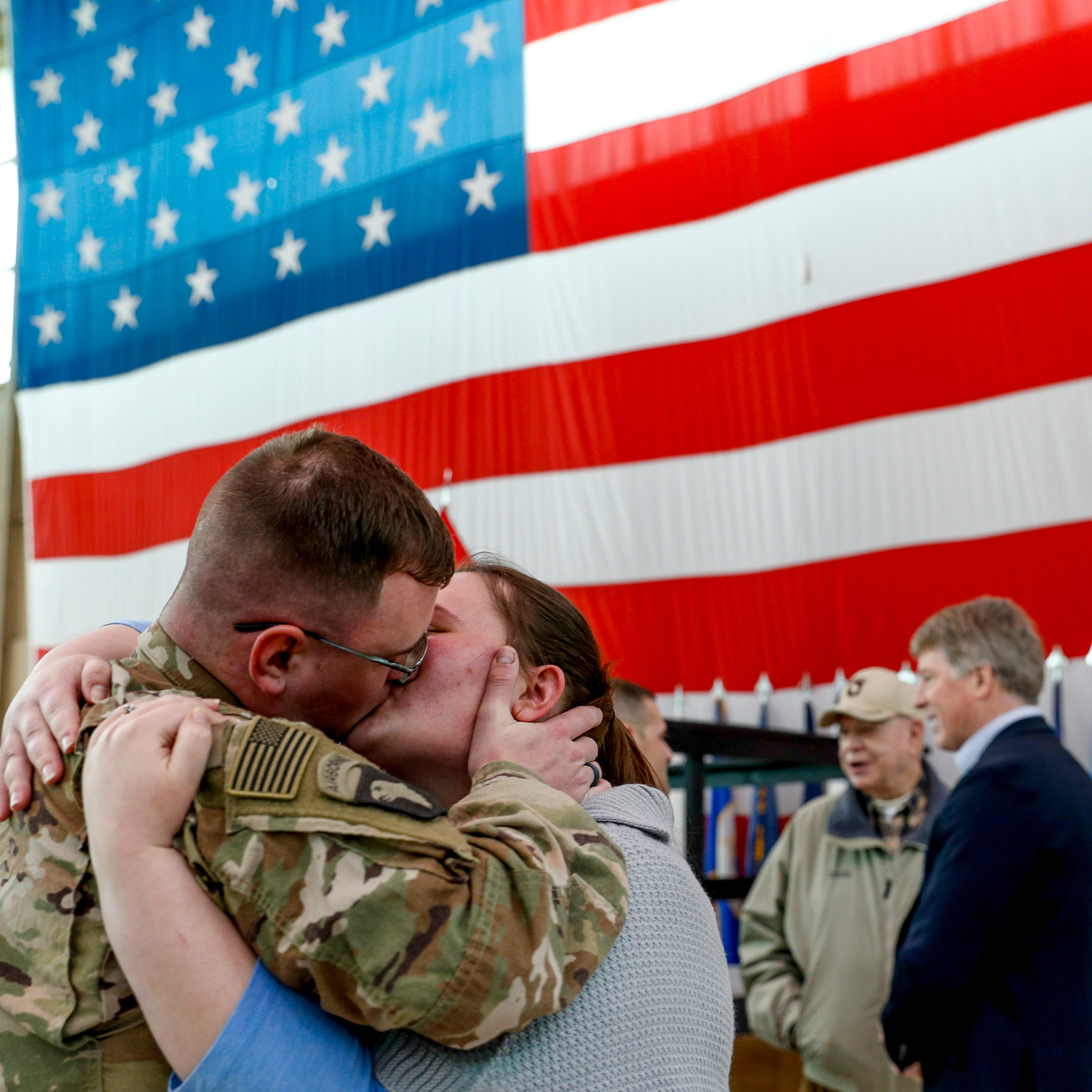 227 soldiers from 101st Combat Aviation Brigade return from Afghanistan