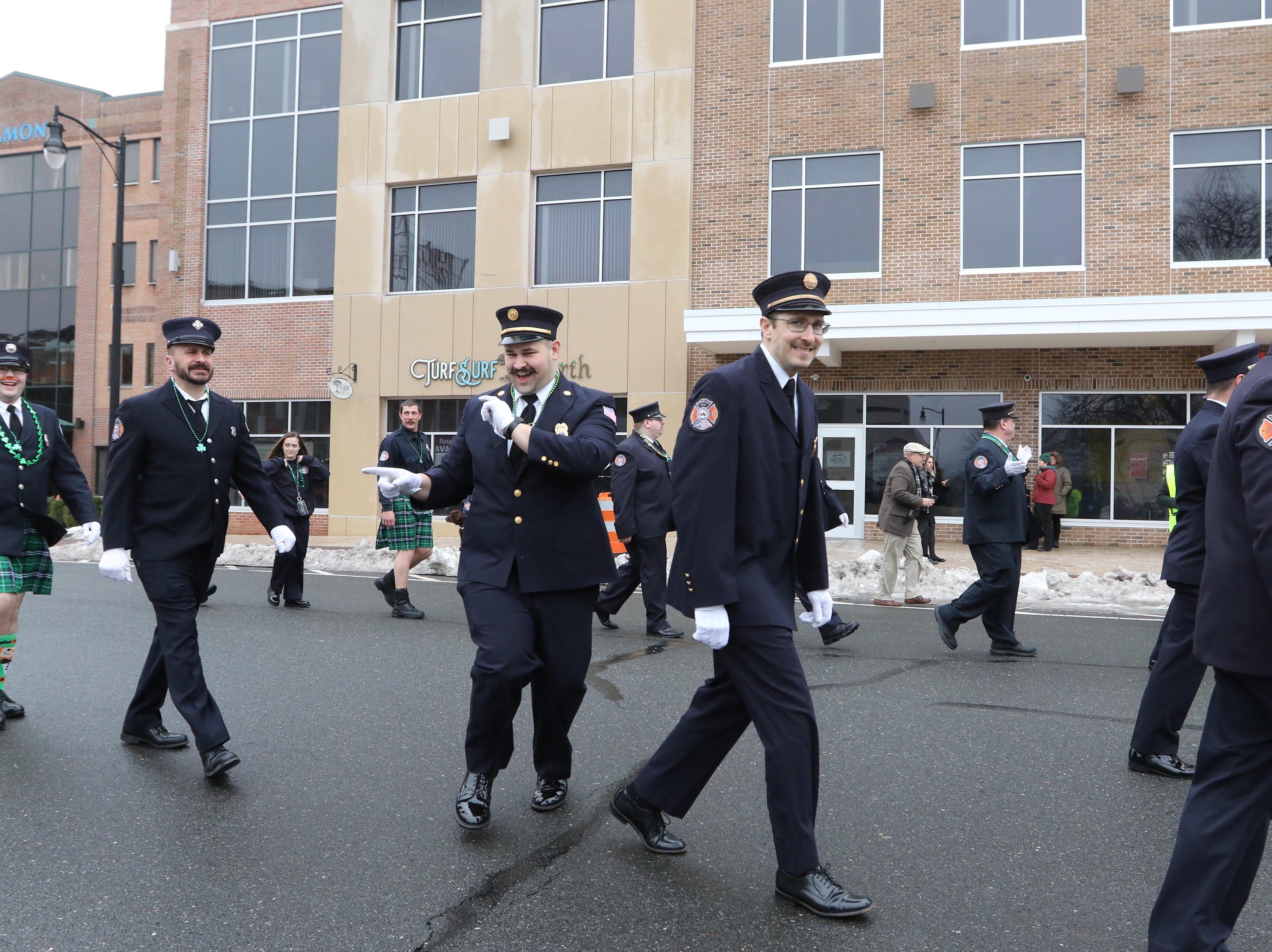 The 28th Somerville Saint Patrick's Parade was held in downtown Somerville, along Main Street, March 10.
