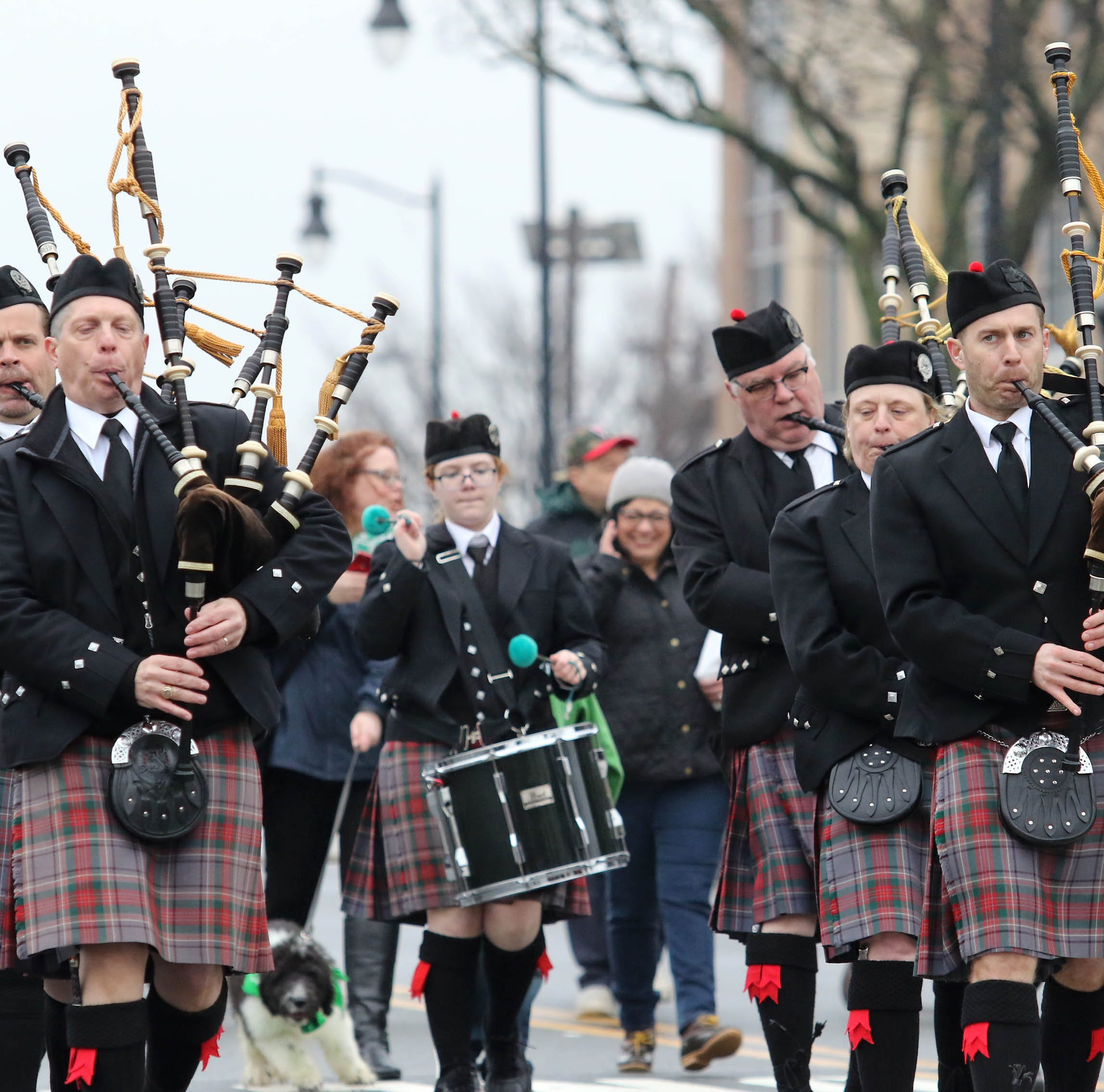 Somerville St. Patrick's Day Parade 2019 a damp but delightful experience