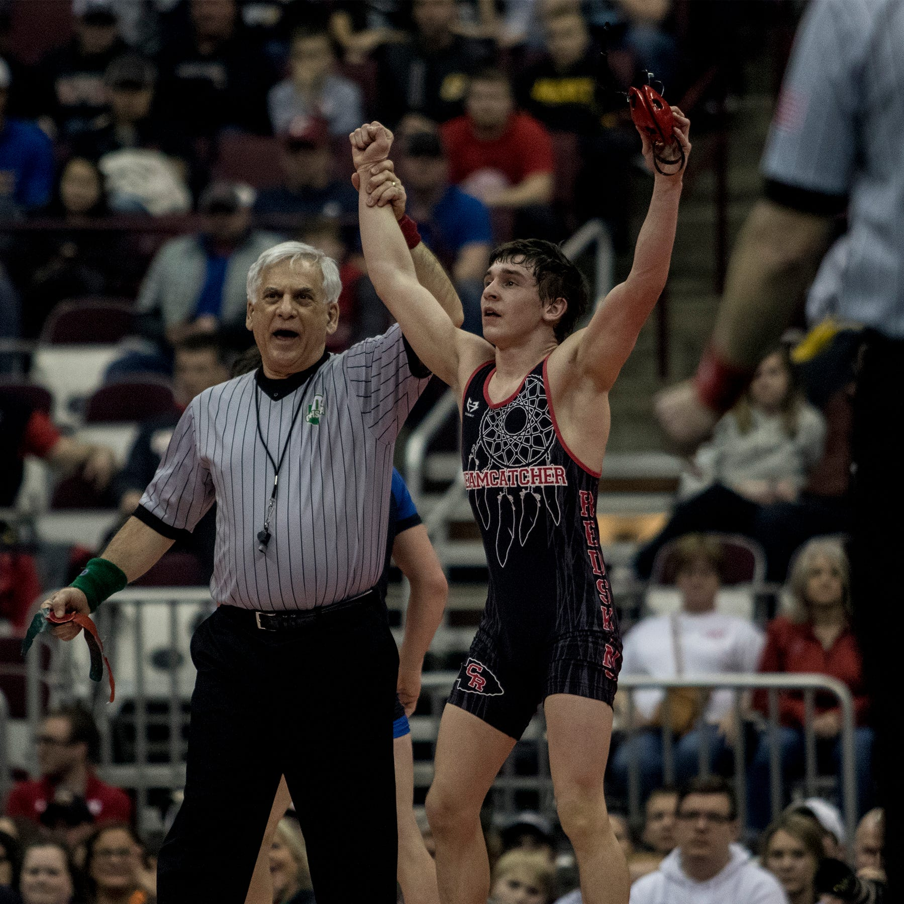 Beyond the Brink: Coshocton junior gets his state title