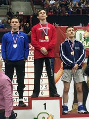 Coshocton junior Lucian Brink wrapped up a 53-0 season at 113 pounds with a Division III state championship on Saturday at Ohio State's Value City Arena. Brink topped Casstown Miami East's Max Shore, 6-3, in the finals. Brink became the Redskins' first state champion since 1994.