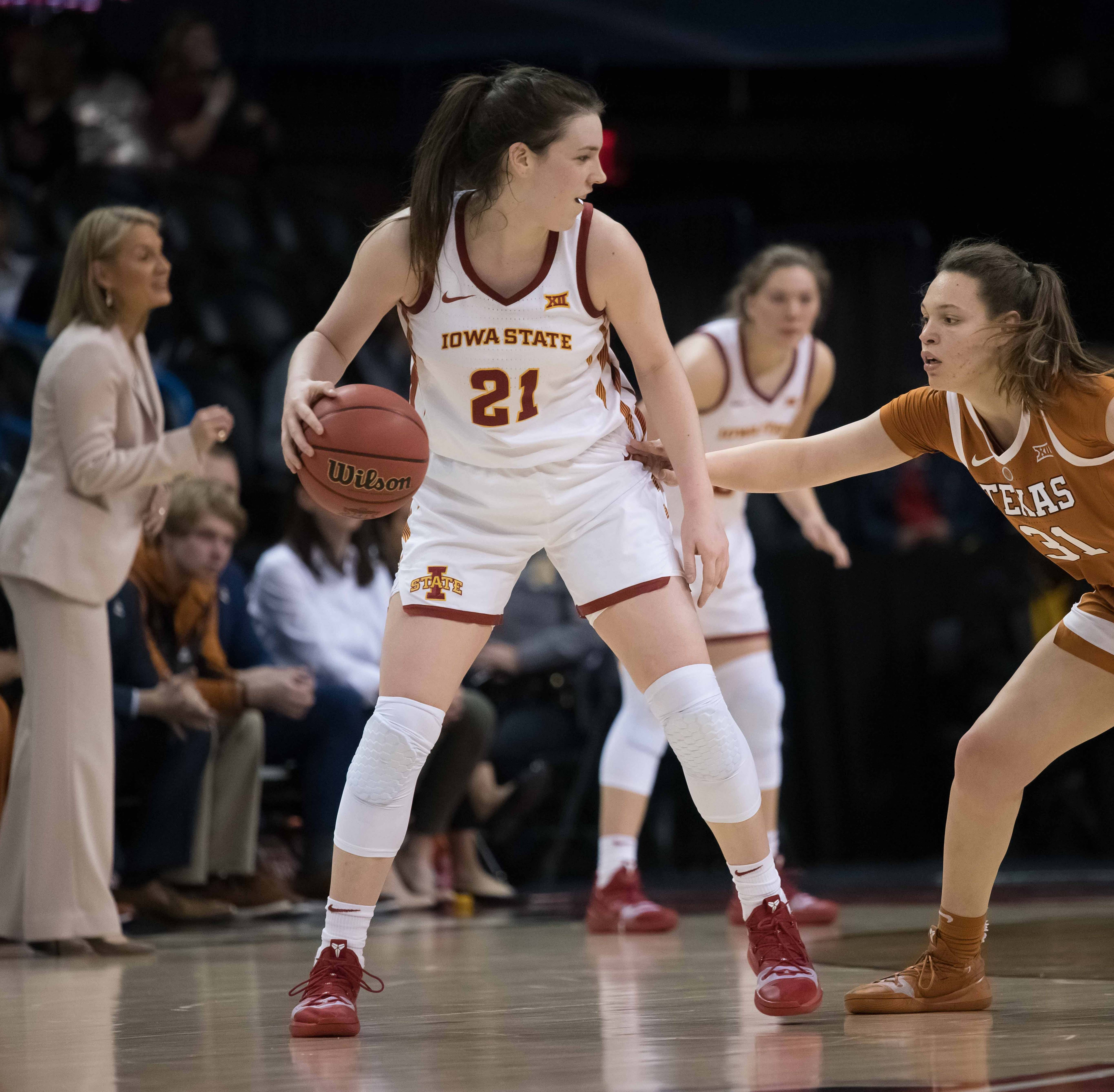 Iowa State women advance to Big 12 title game