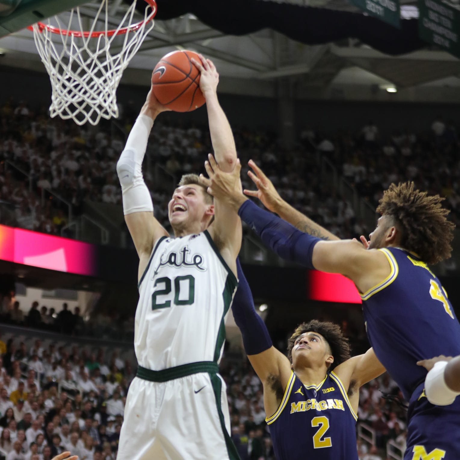 Michigan State vs. Michigan in Big Ten tournament: Scouting report, predictions