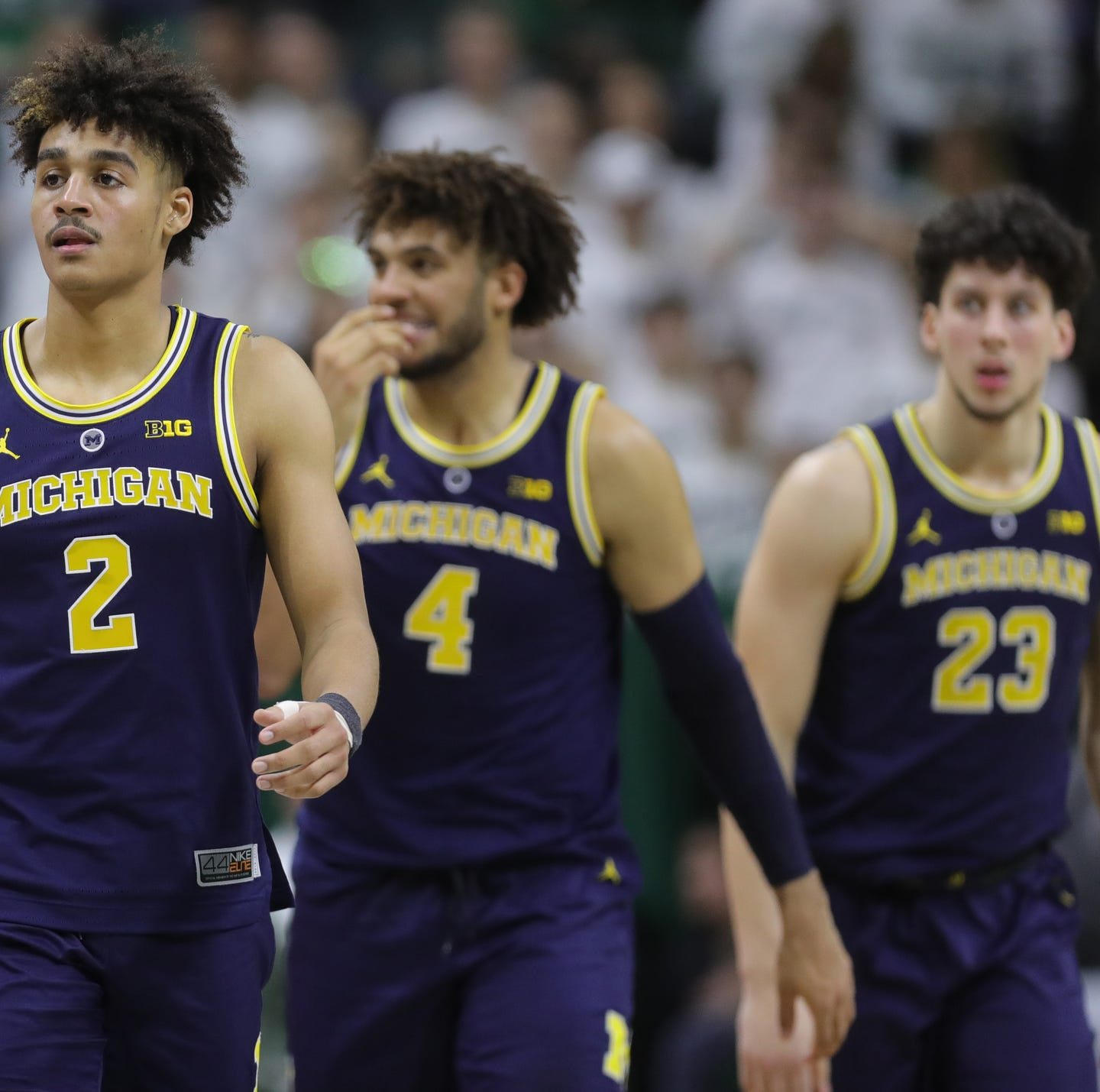 Michigan basketball's John Beilein on loss to rival MSU: 'We imploded'
