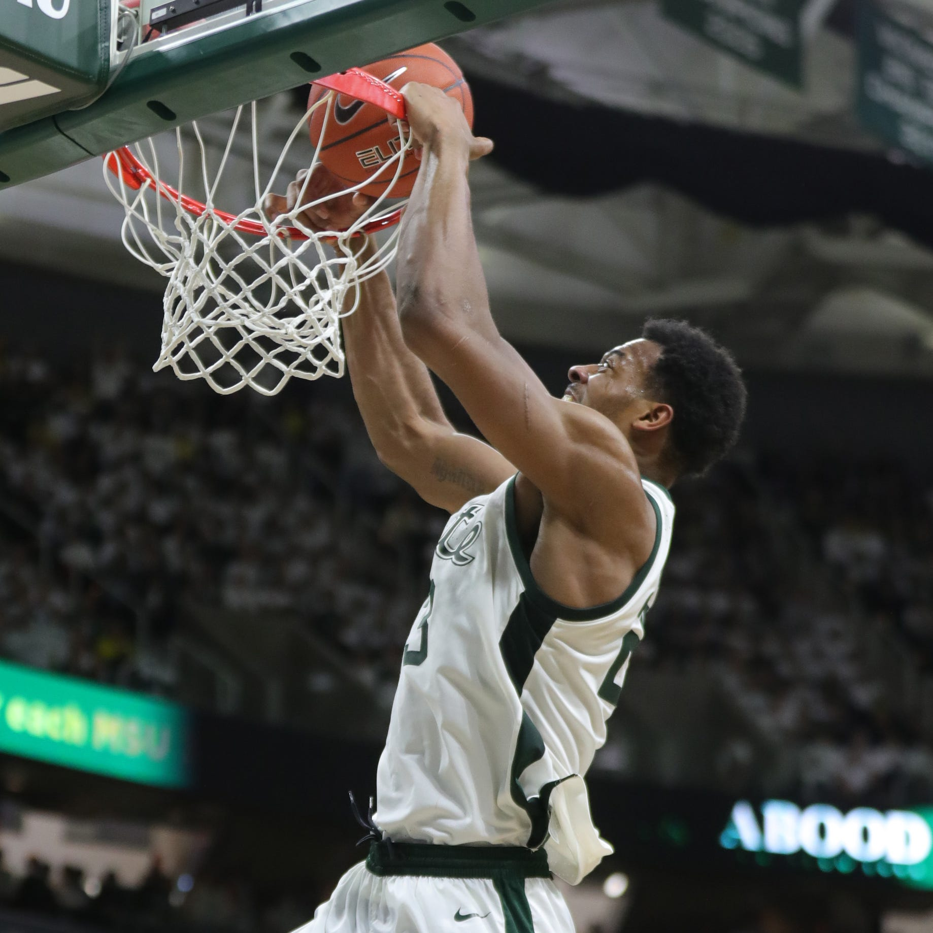 Michigan State's Xavier Tillman proved Tom Izzo wrong vs. U-M (maybe)