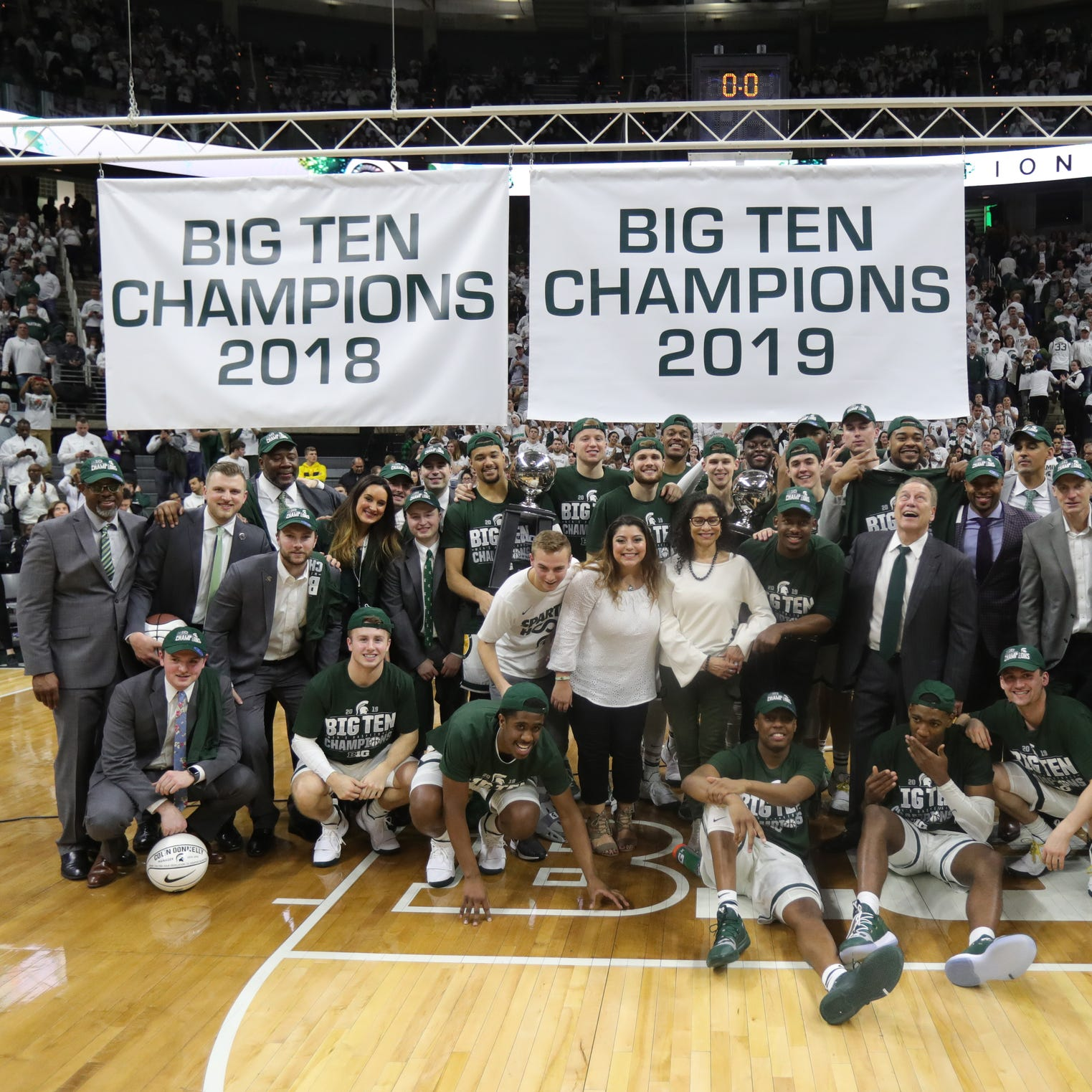 Michigan State winning Big Ten tournament could lead to No. 1 seed