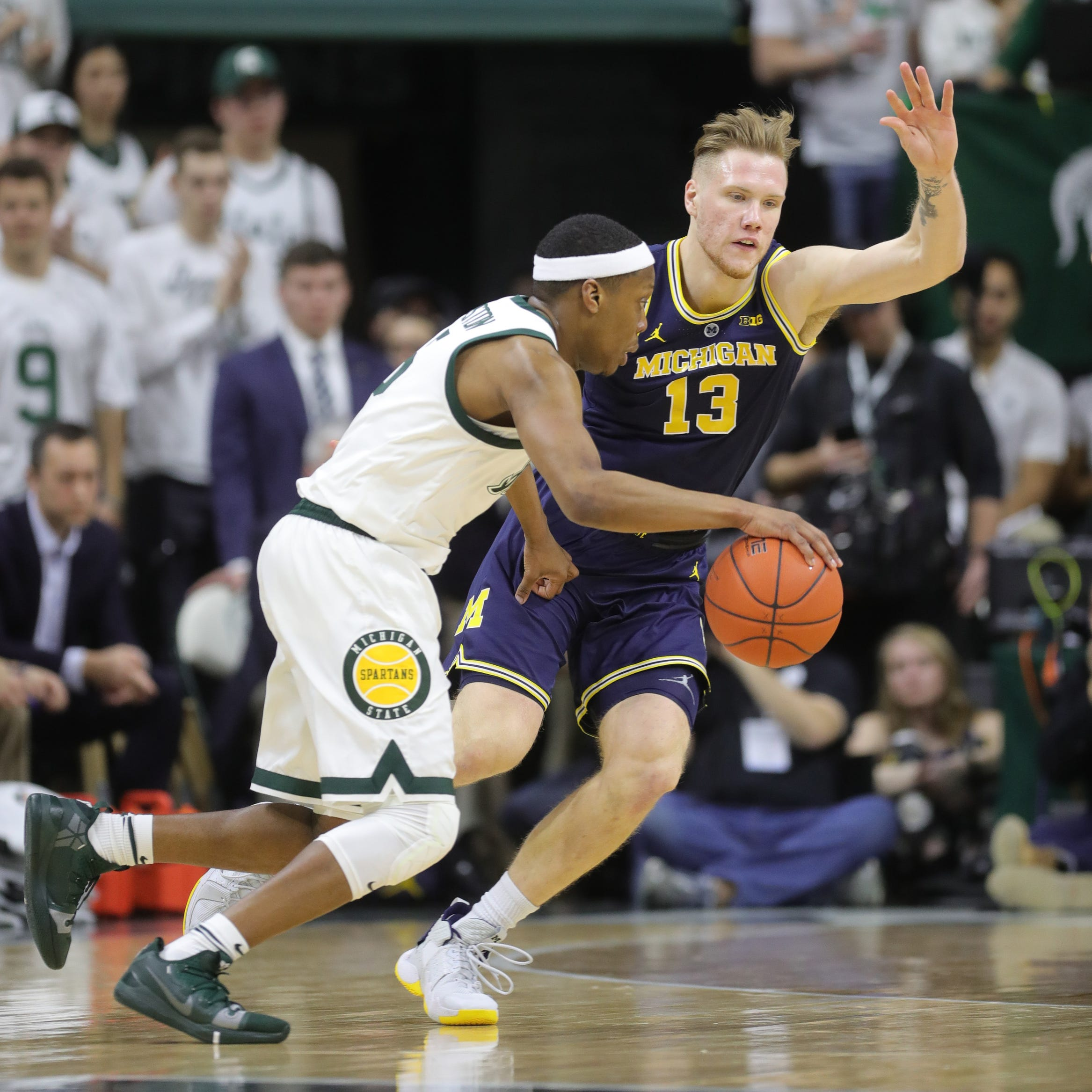NCAA tournament: Can Michigan State or Michigan get a No. 1 seed this week?