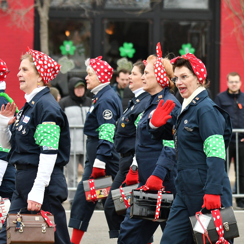 Metro Detroiters bring spirit of Irish to 61st St. Patrick's parade