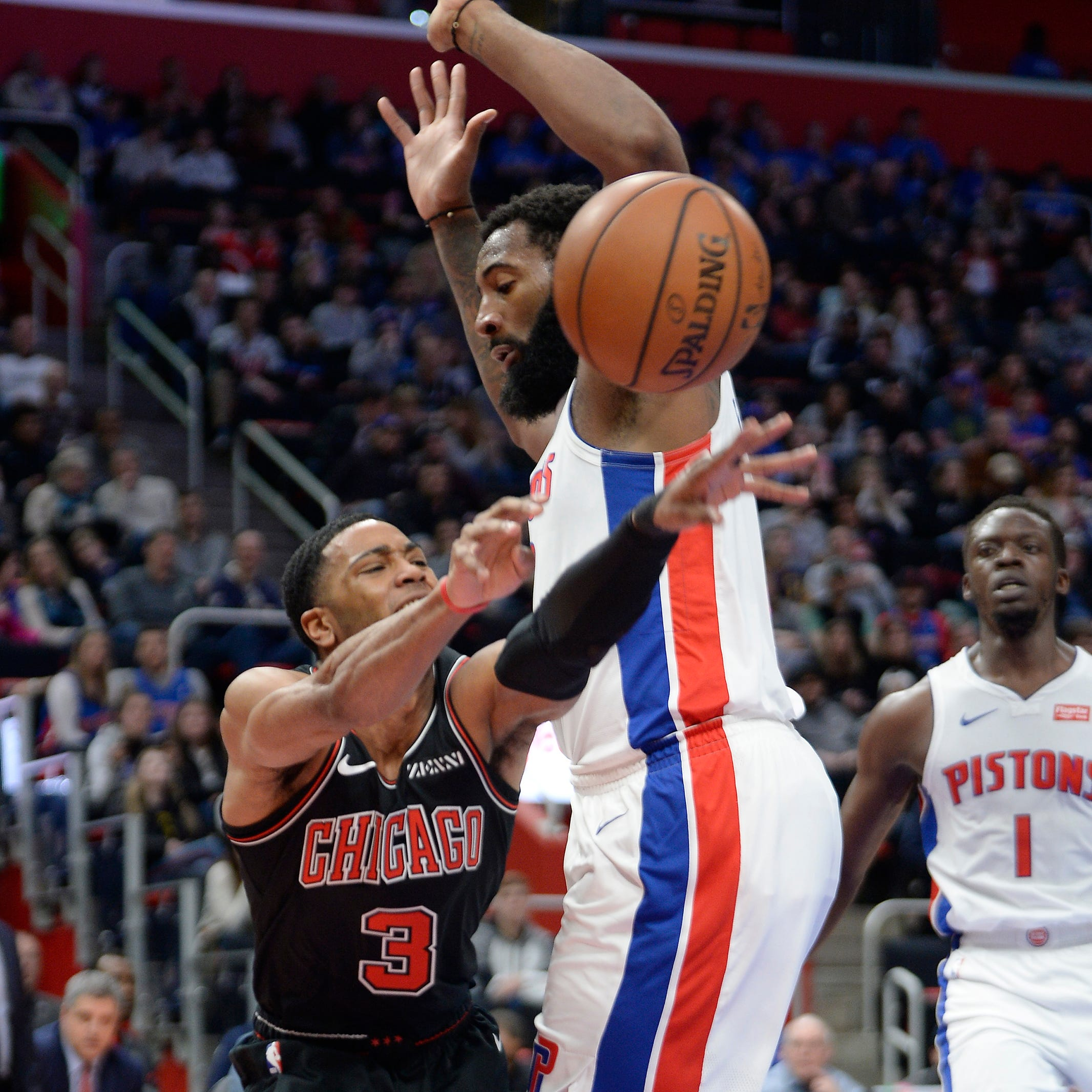 Pistons stay hot, bounce Bulls for fifth straight win