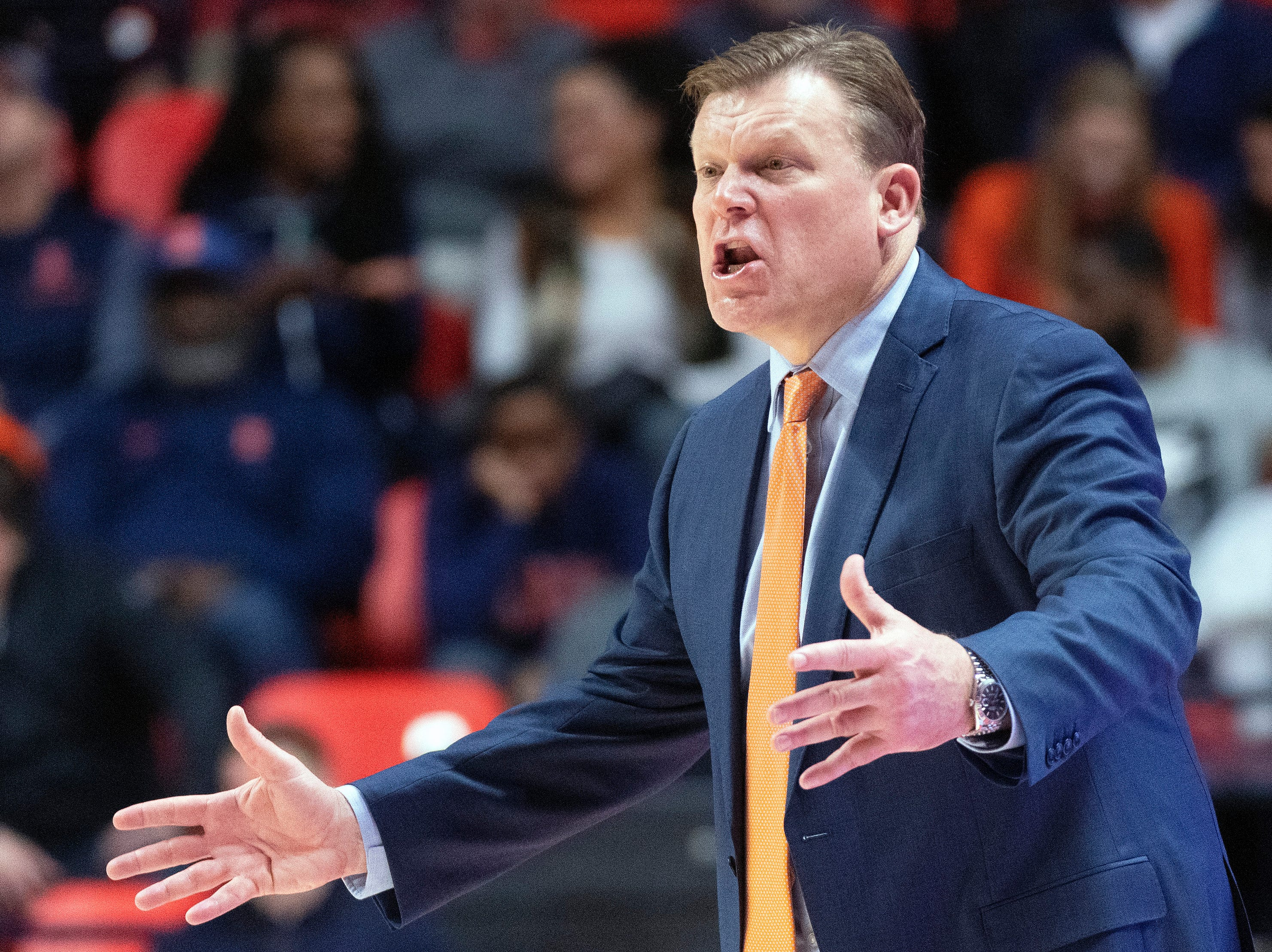 12. Illinois (11-20, 7-13): It was a rough close to the season for the young Fighting Illini. They had won four straight before things went in the wrong direction with just one victory in the final six games. It pushed the Illini into the first day of the Big Ten tournament, but with their style of play the Illini remain a team few others will want to see. Last week: 11.