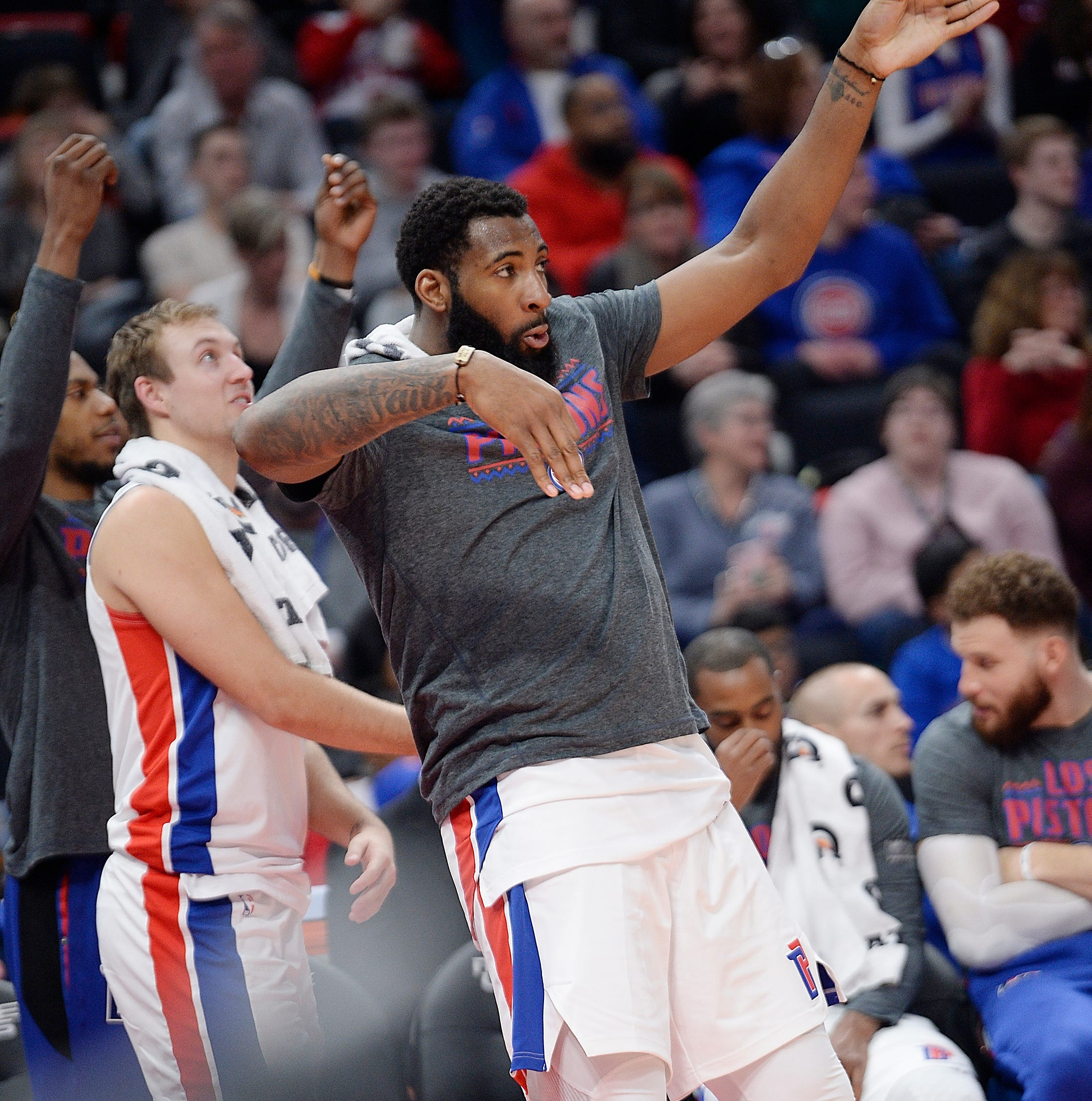 Beard: This week's games to have major effect on Pistons' playoff scenarios