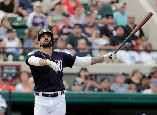 """Nick Castellanos: """"I think both sides know a conversation would be welcome."""""""