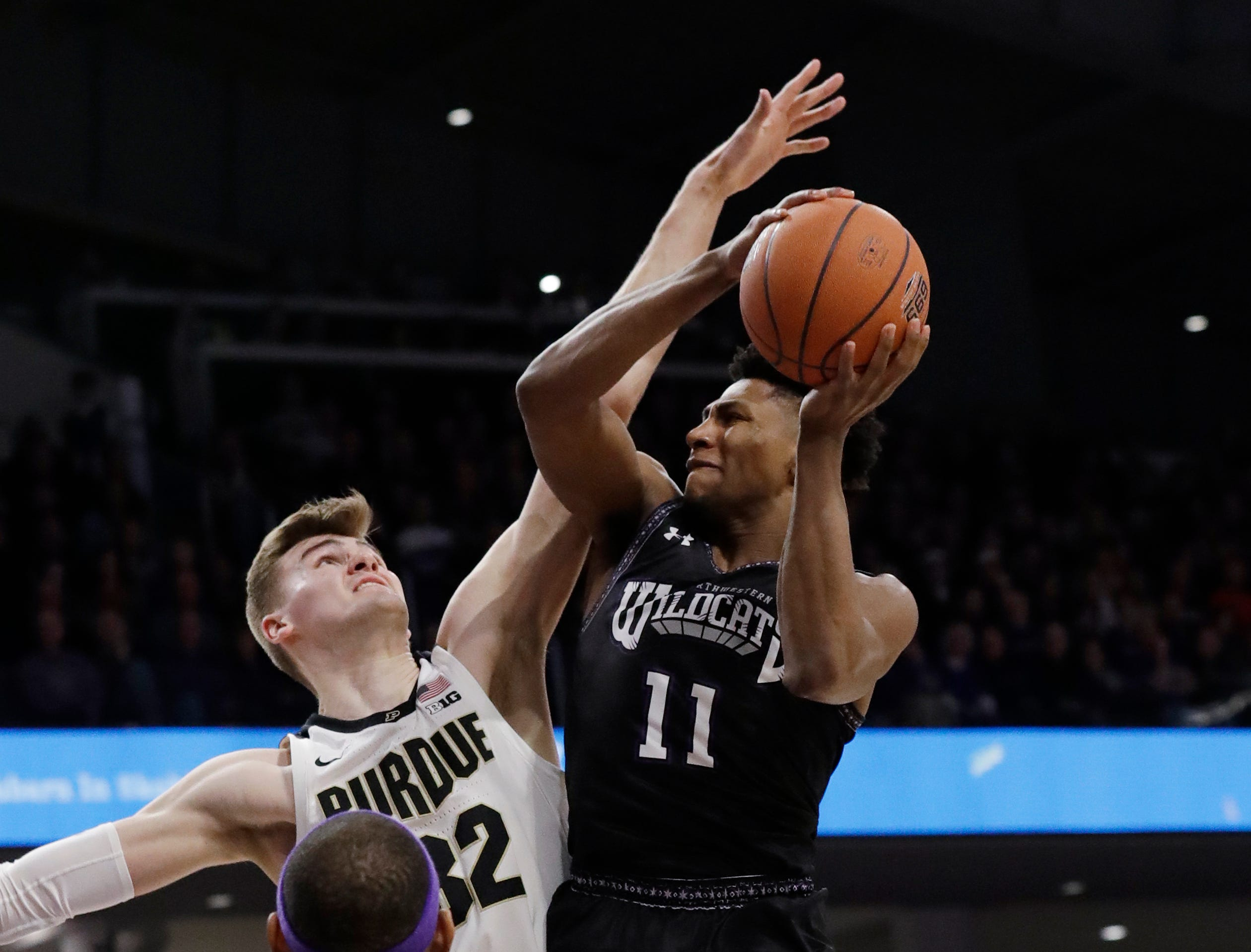 14. Northwestern (13-18, 4-16): The Wildcats ended their 10-game skid, beating Ohio State to win for the first time since late January. It hardly salvaged a season that was off the rails before the new year but it at least gives the Wildcats a small bit of momentum as they head down the road a few miles for next week's Big Ten tournament. Last week: 14.