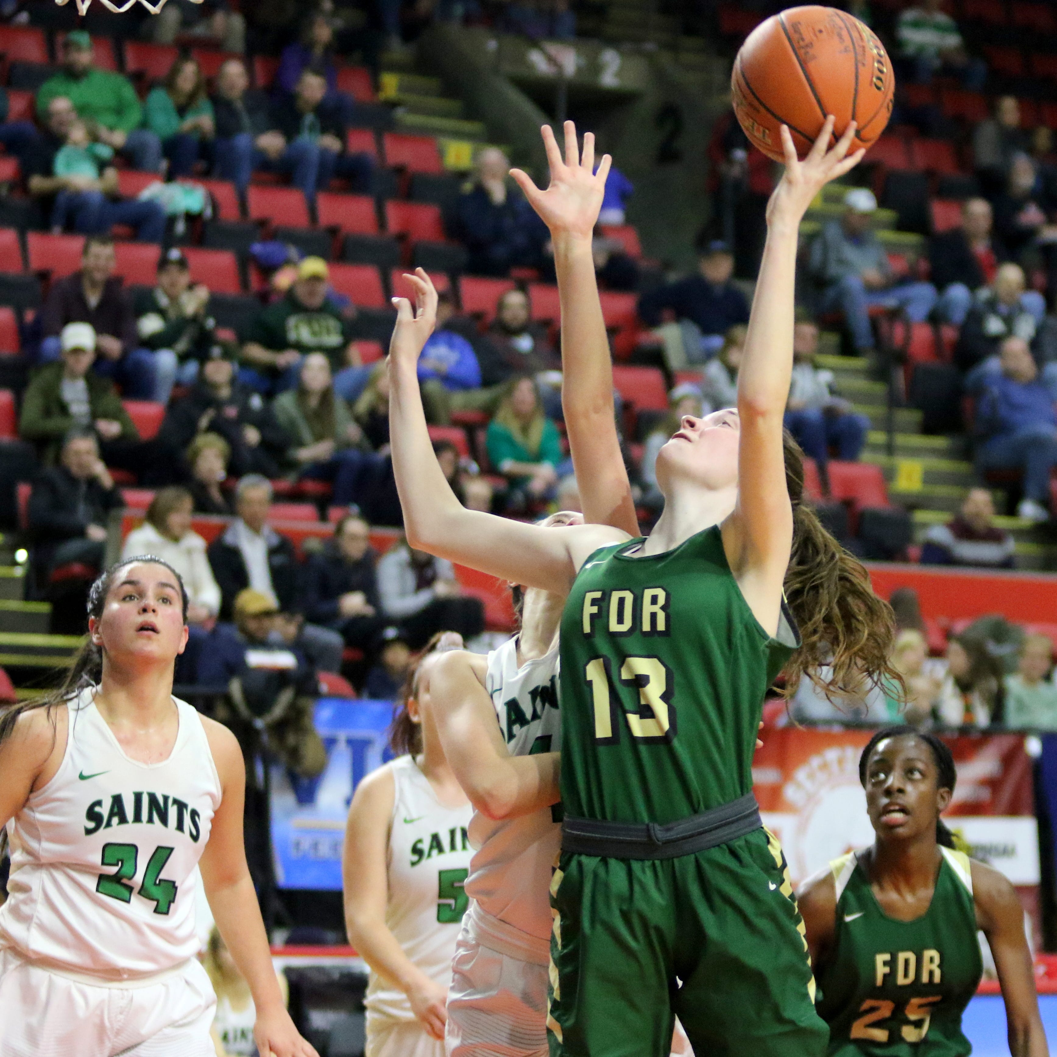 Roosevelt's sterling season ends in regional final loss to Seton Catholic