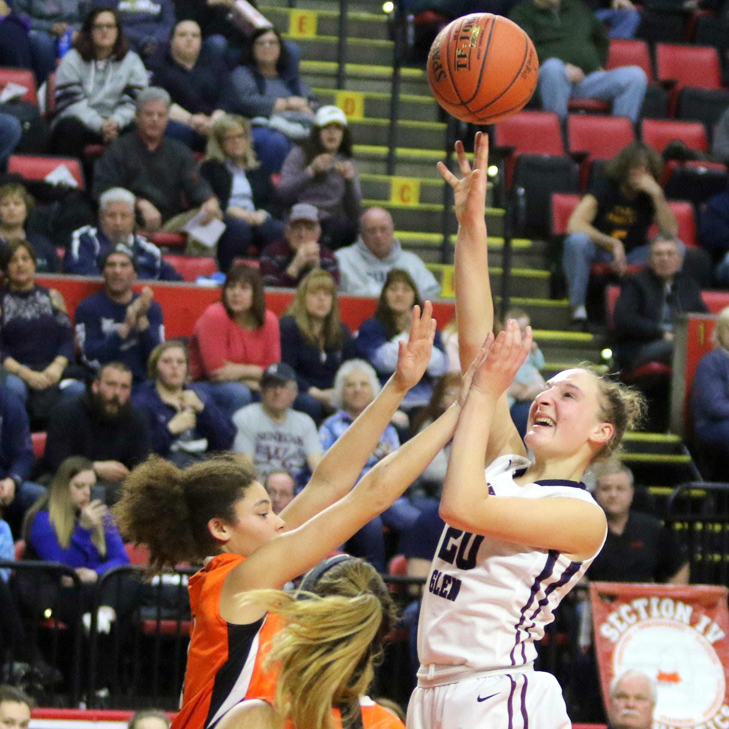 Watkins Glen girls roll into Class C state semifinals with win over Cooperstown