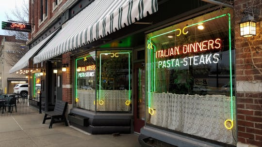 Smitty's Italian Steakhouse is located on West Franklin Street and is a great stop for a Lenten Friday meal.