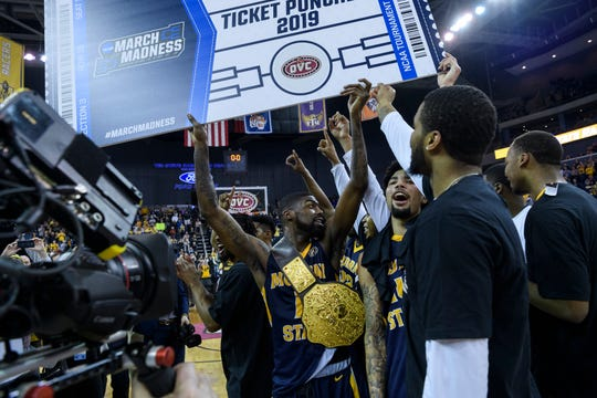 Murray State has won both Ohio Valley Conference Championships played in Evansville.