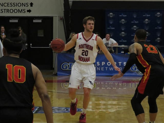 USI receives at-large bid in NCAA Division II tournament