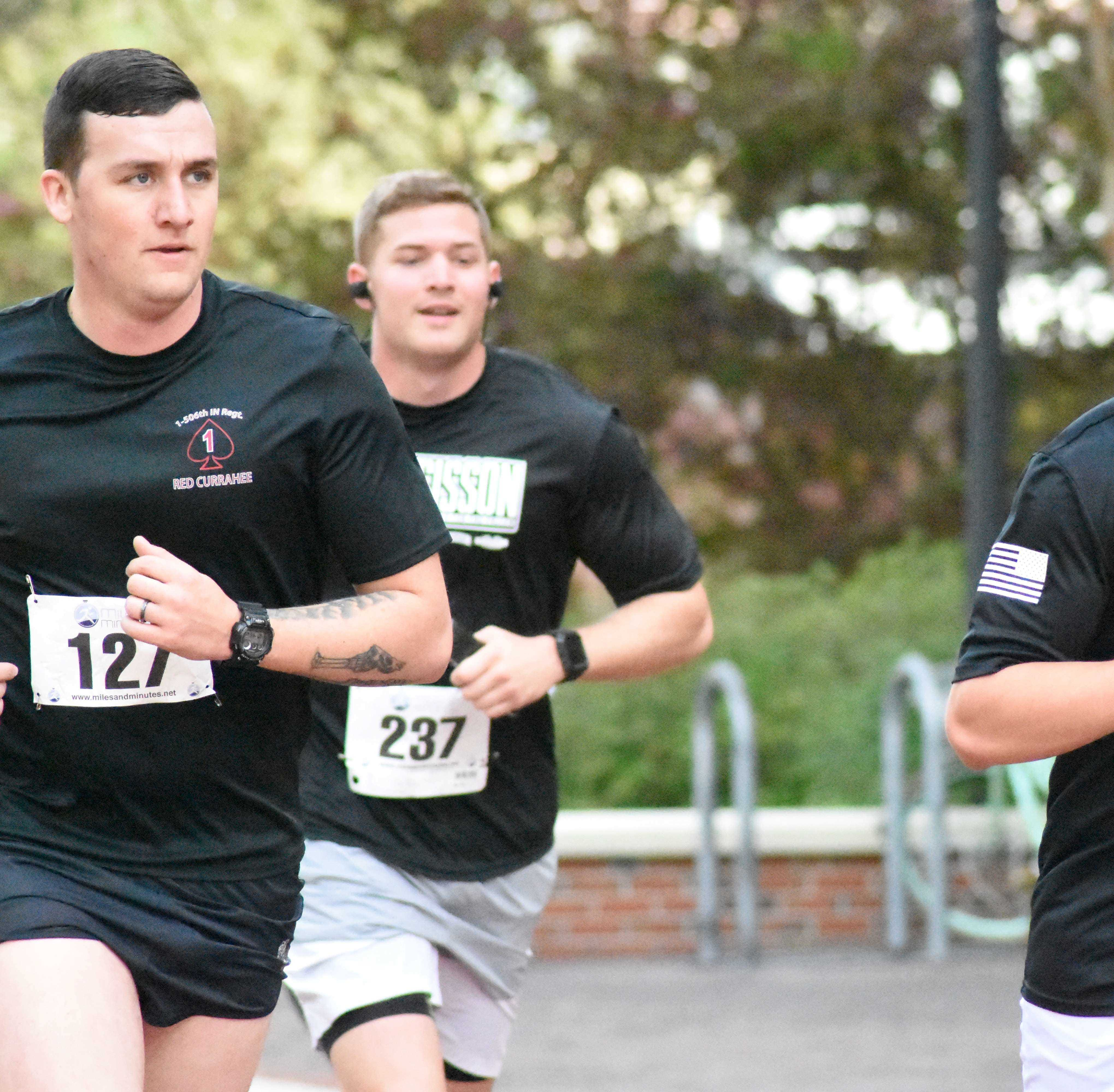 Annual 5K honors student lost in combat