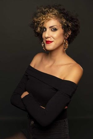 Comedian Marcella Arguella is unafraid to use her audience as her subject matter.