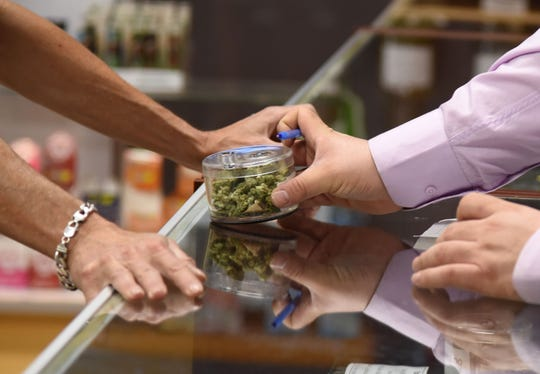 People weren't nervous to go to a dispensary or openly discuss weed.