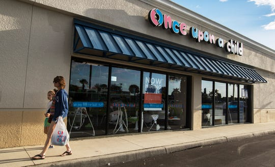 Once Upon a Time in Cape Coral buys and sells gently used kids clothing, toys, furniture and more. It's located at the former site of Goodwill at 1500 NE Pine Island Road.