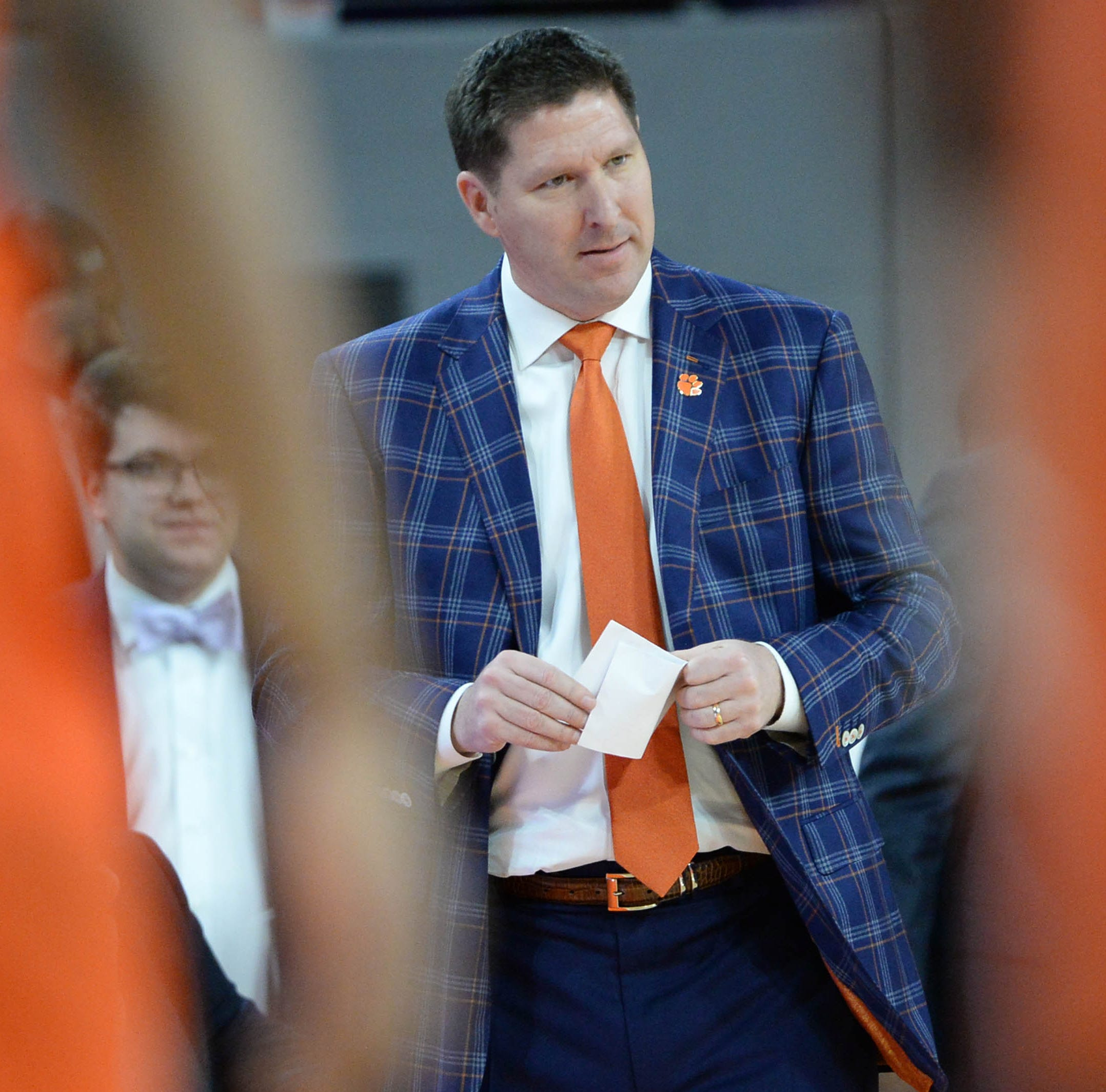 NCAA bid, $50,000 on the line for Clemson basketball, Brad Brownell in ACC Tournament