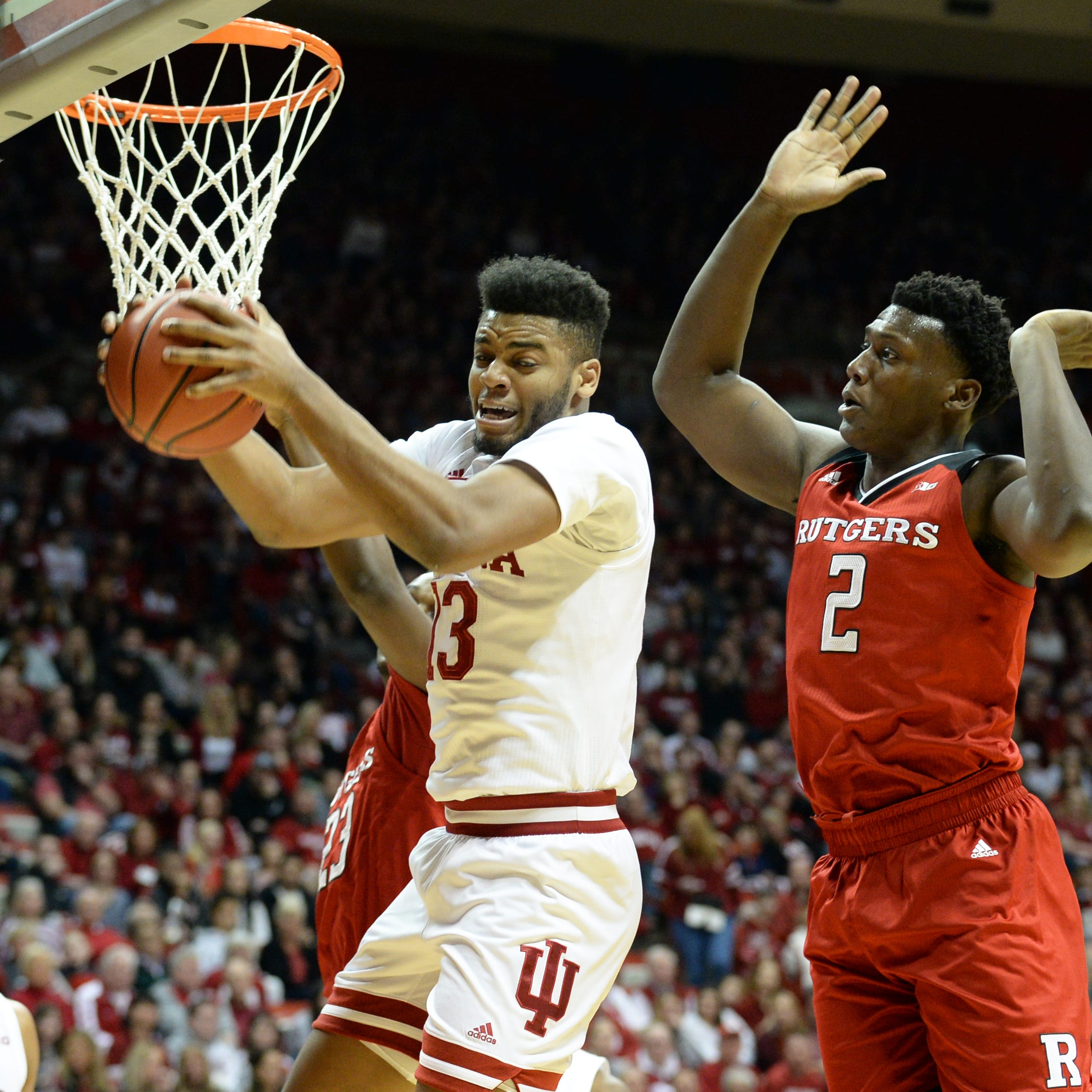 IU's NCAA tournament hopes *may* get boost from Big Ten switch to 20-game league schedule