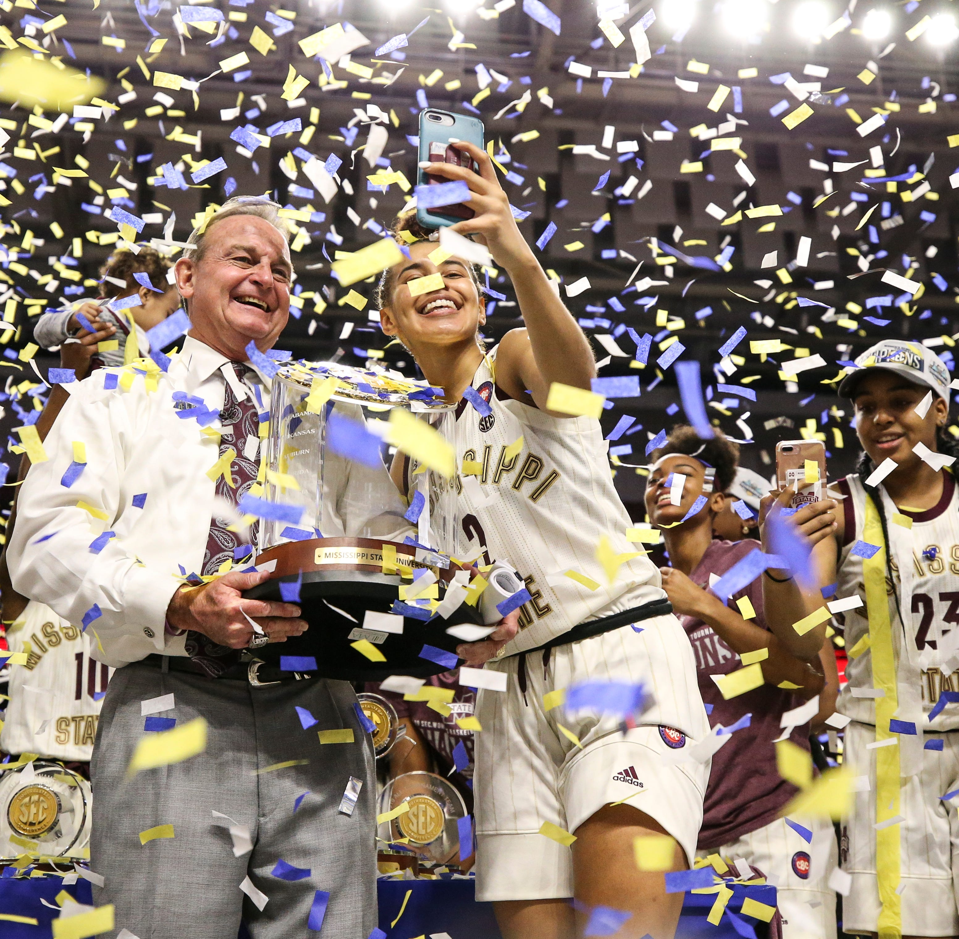 For Vic Schaefer, Mississippi State's SEC Tournament Championship was a long time coming