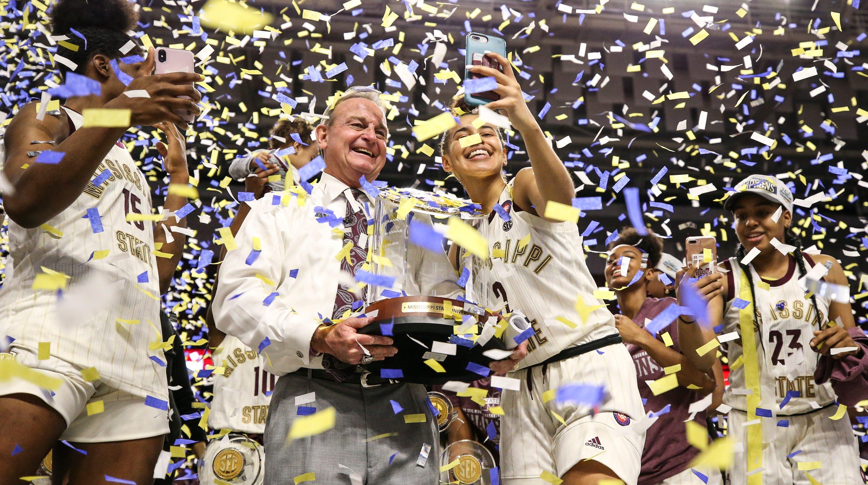 SEC Women's Tournament: Mississippi State wins championship