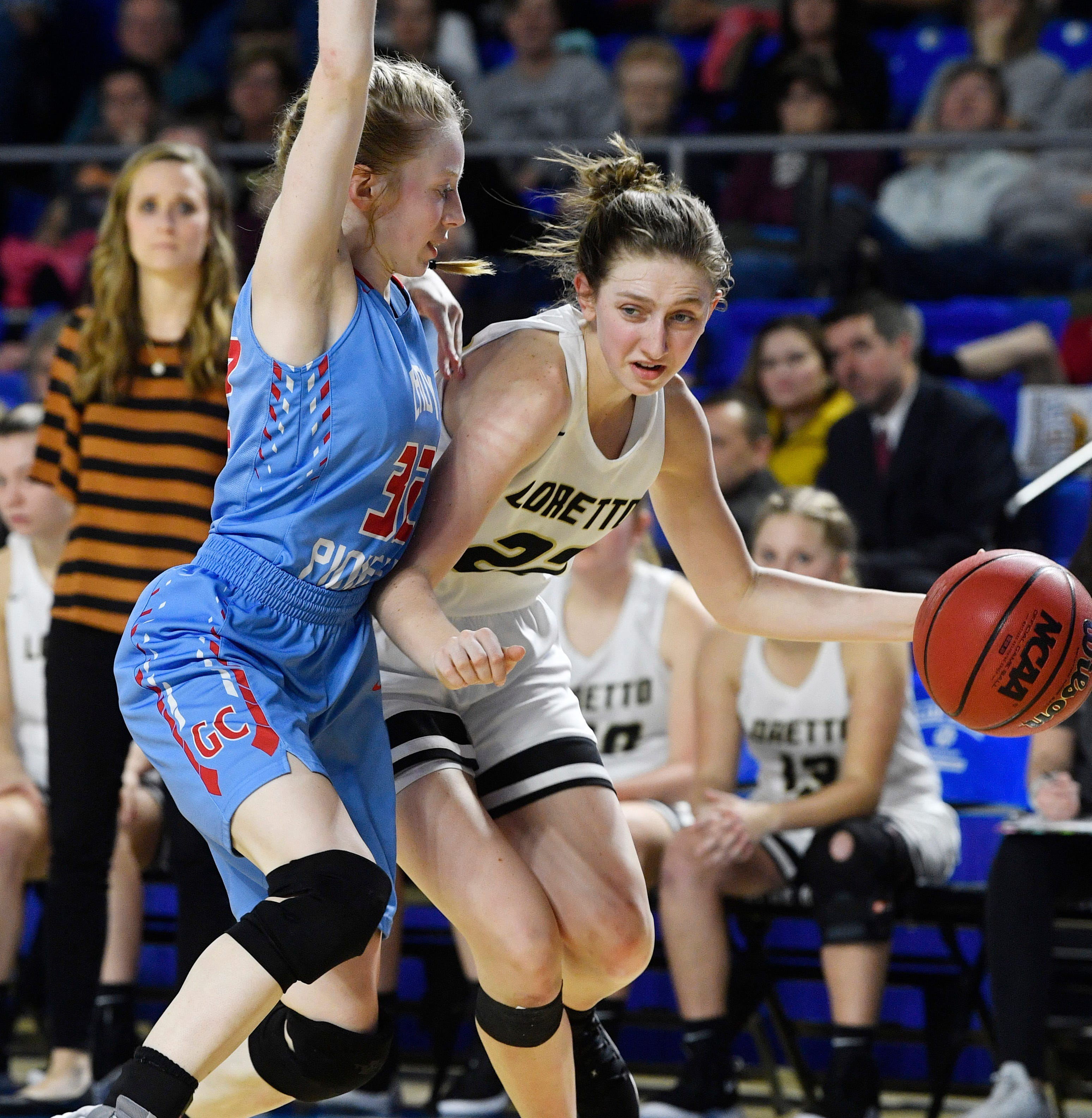 Loretto girls finish runner-up to Gibson County despite tournament MVP performance from Karly Weathers