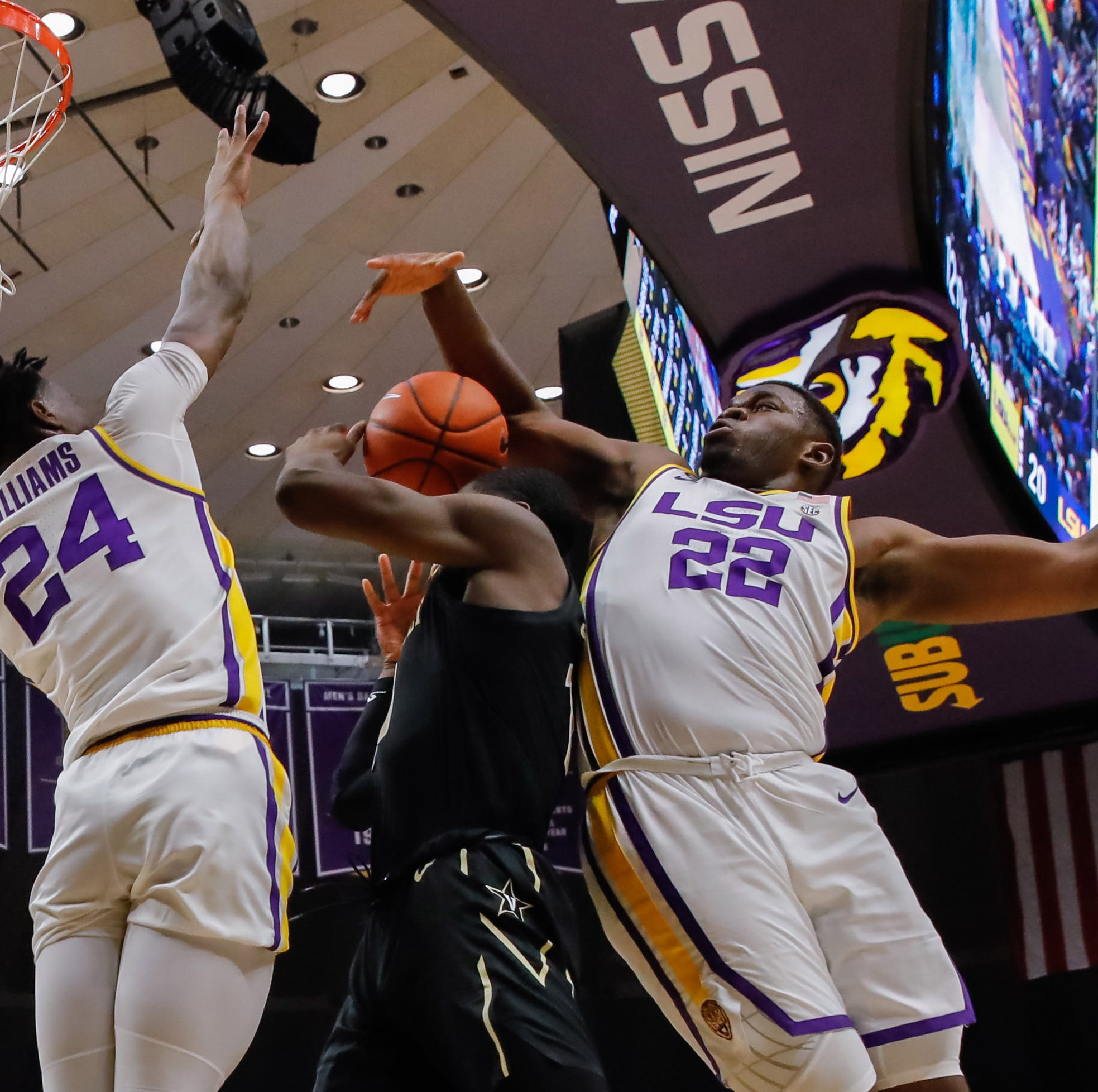 Vanderbilt and Alleva take a beating as LSU wins sole possession of SEC regular season title