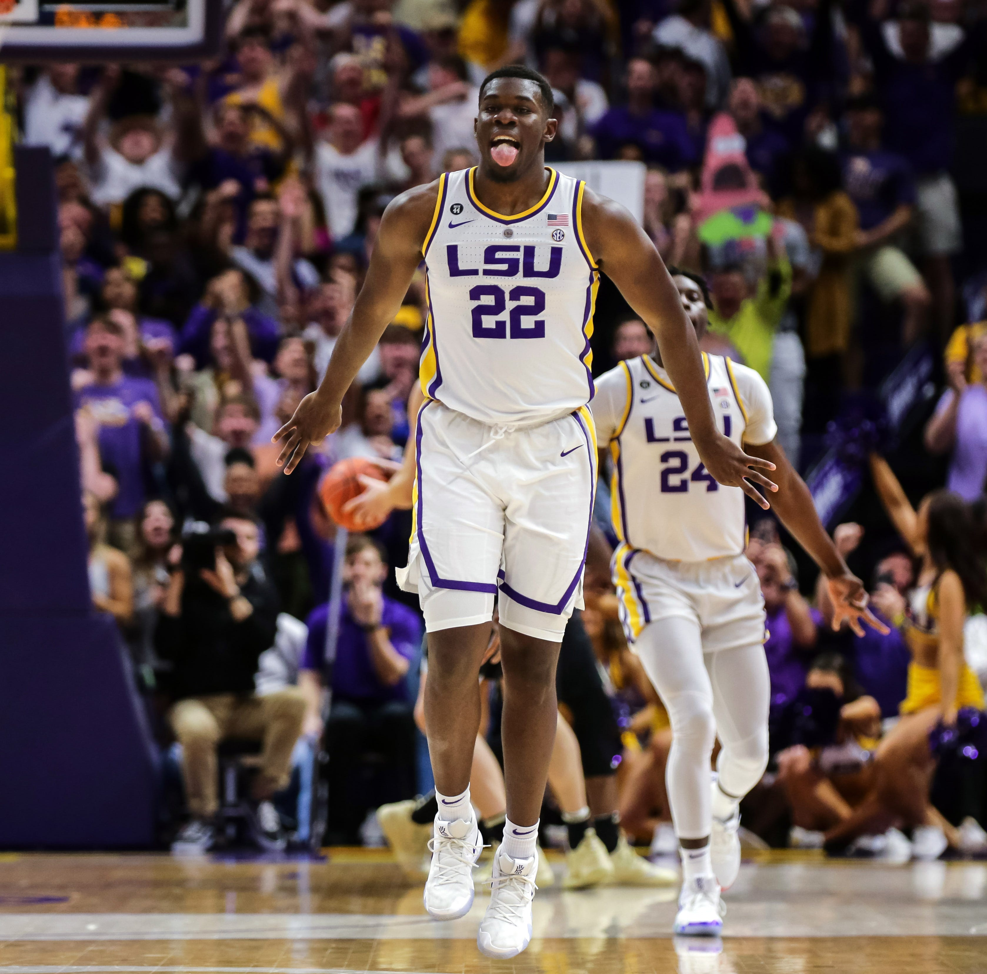 SEC Tournament 2019: How to watch LSU vs. Florida basketball on TV, live stream