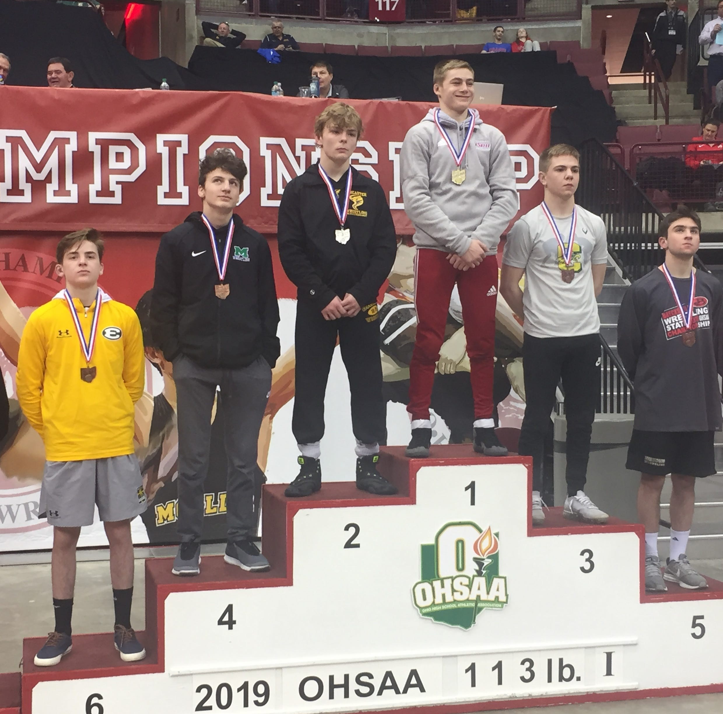 Agin finishes stellar season as state runner-up after falling 3-2 in finals