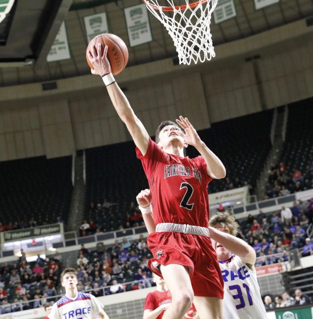 Fairfield Union can't quite get over the hump in district final loss